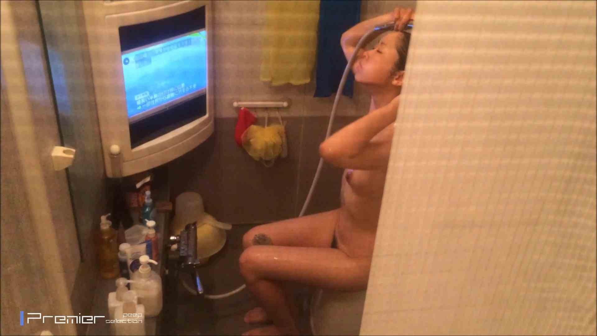 美女のテレビを見ながらの入浴 乙女の風呂場 Vol.21 盗撮で悶絶 オマンコ無修正動画無料 111画像 52