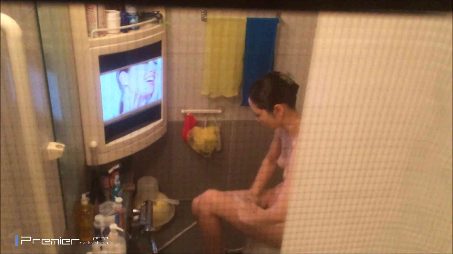 美女のテレビを見ながらの入浴 乙女の風呂場 Vol.21 投稿 SEX無修正画像 111画像 88
