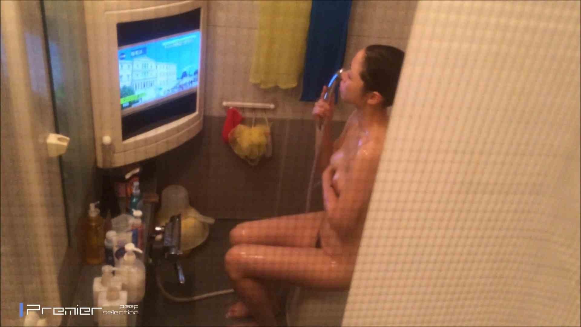 美女のテレビを見ながらの入浴 乙女の風呂場 Vol.21 美乳 セックス画像 111画像 96