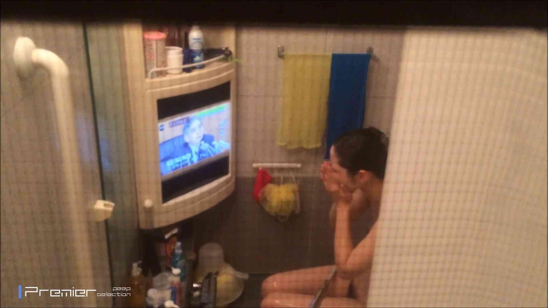 美女のテレビを見ながらの入浴 乙女の風呂場 Vol.21 入浴中 AV無料動画キャプチャ 111画像 104