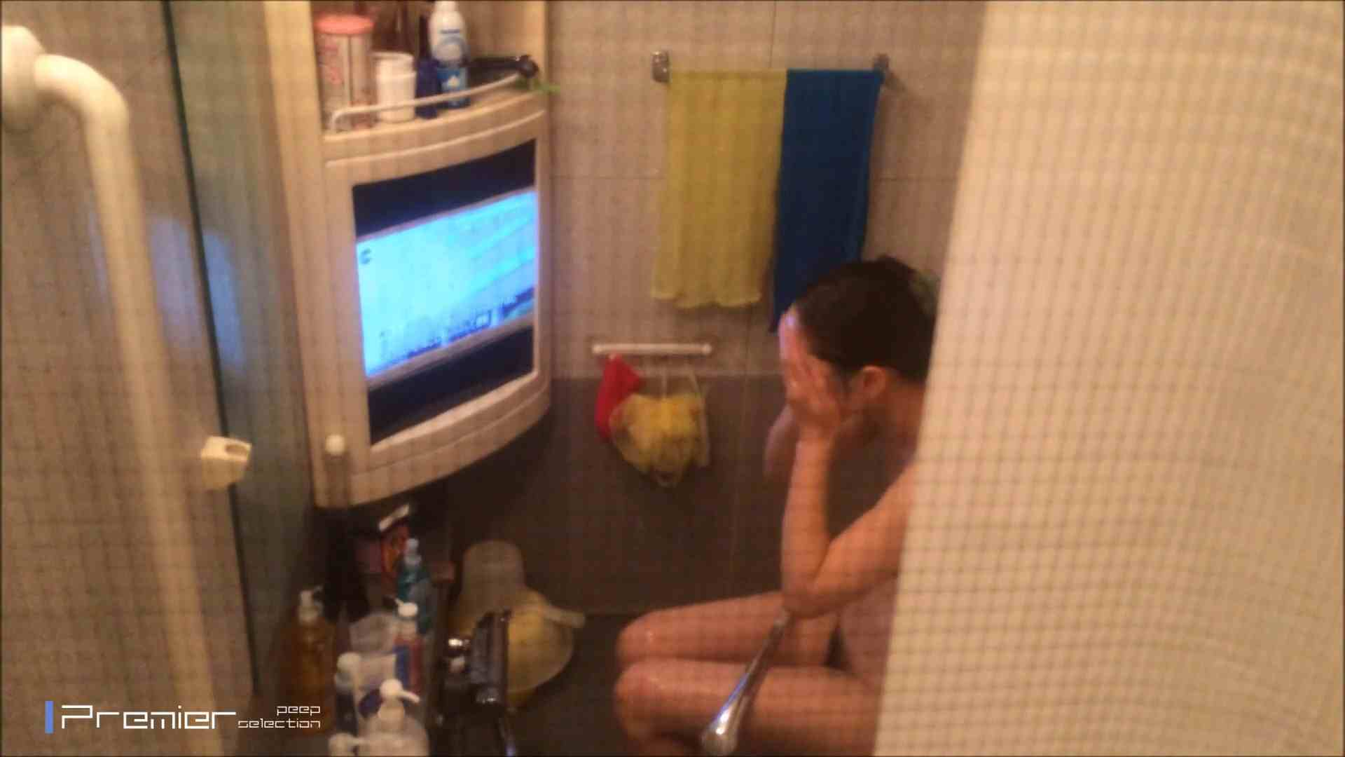 美女のテレビを見ながらの入浴 乙女の風呂場 Vol.21 乙女だって。。。 | 細身女性  111画像 106