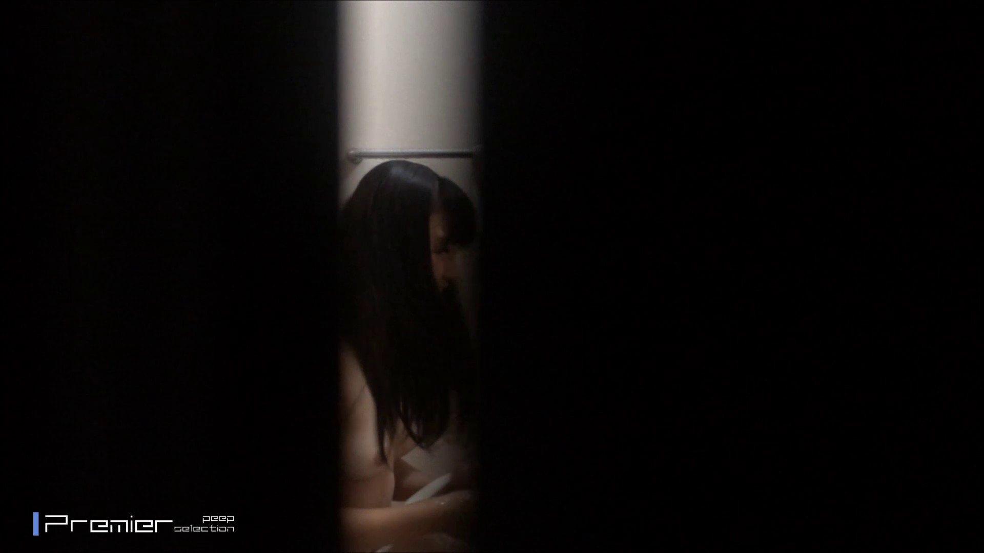 清楚な黒髪の美女 乙女の風呂場 Vol.22 桃色乳首   丸見え  72画像 1
