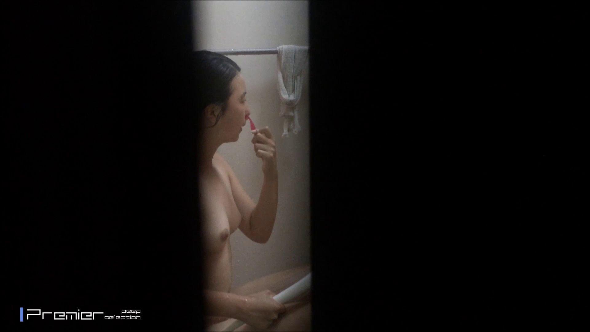 清楚な黒髪の美女 乙女の風呂場 Vol.22 女湯 オメコ動画キャプチャ 72画像 11