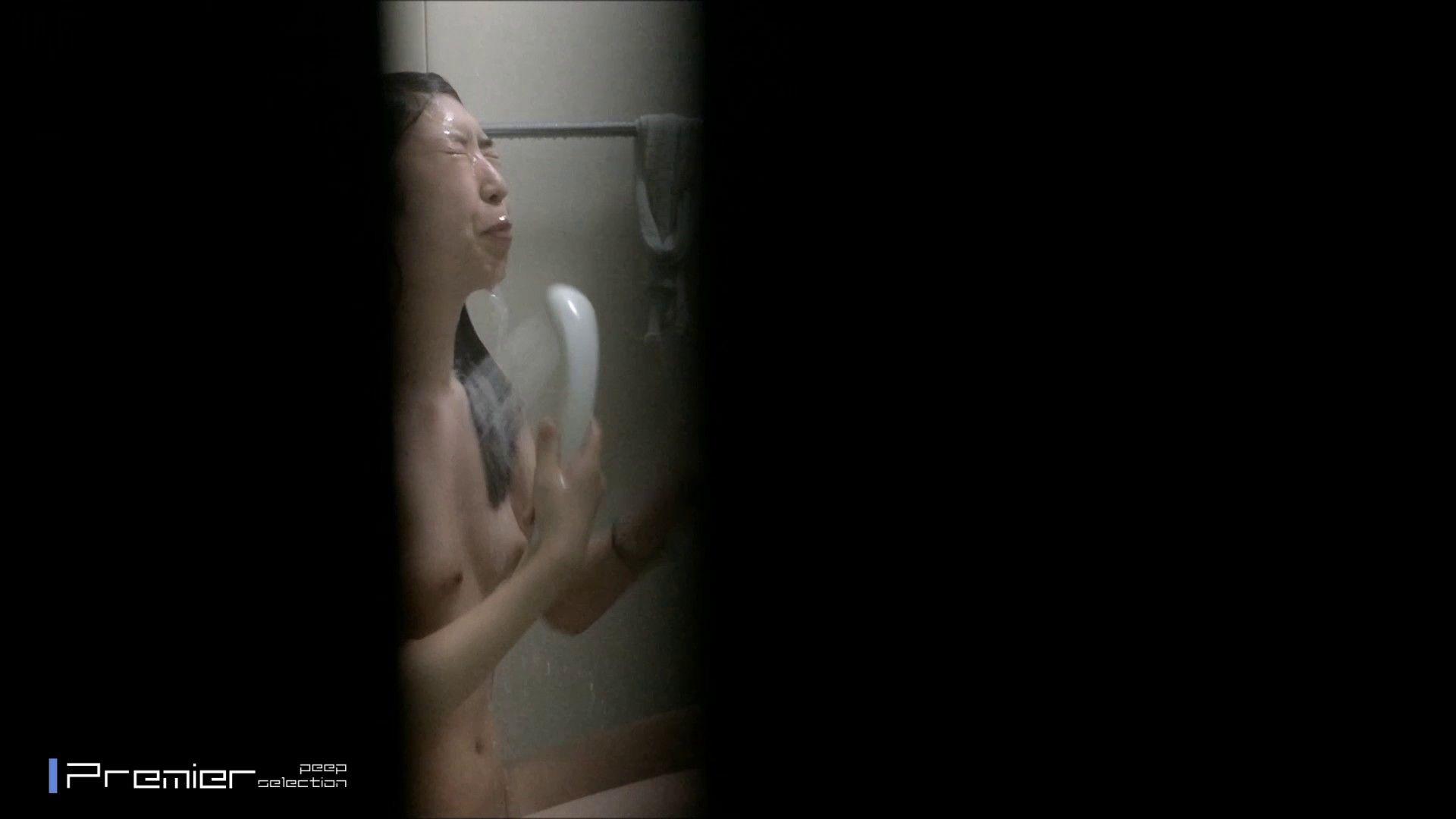 色白美乳の清楚な黒髪 乙女の風呂場 Vol.24 丸見え ワレメ動画紹介 79画像 16