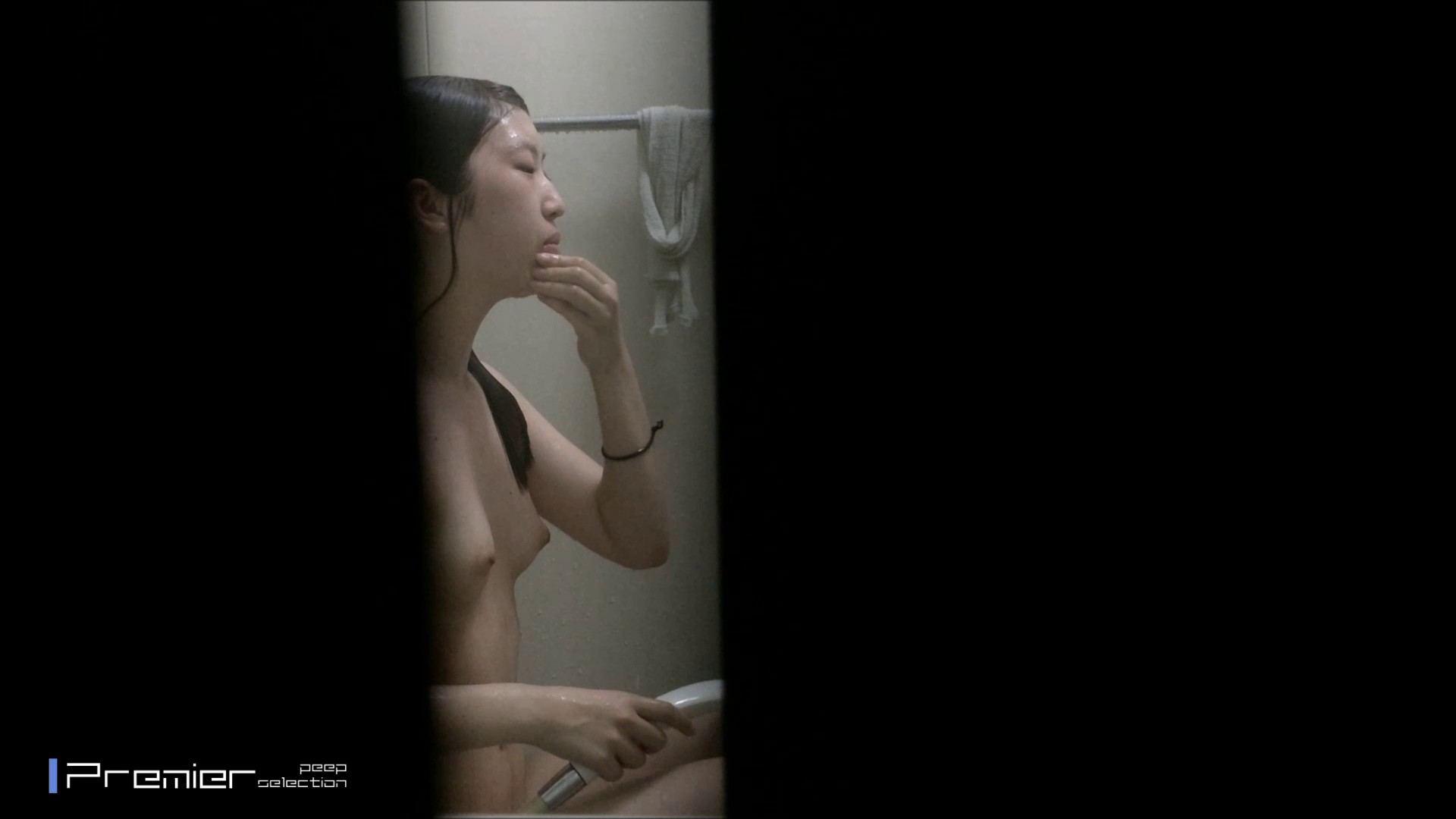 色白美乳の清楚な黒髪 乙女の風呂場 Vol.24 美肌 オマンコ動画キャプチャ 79画像 17