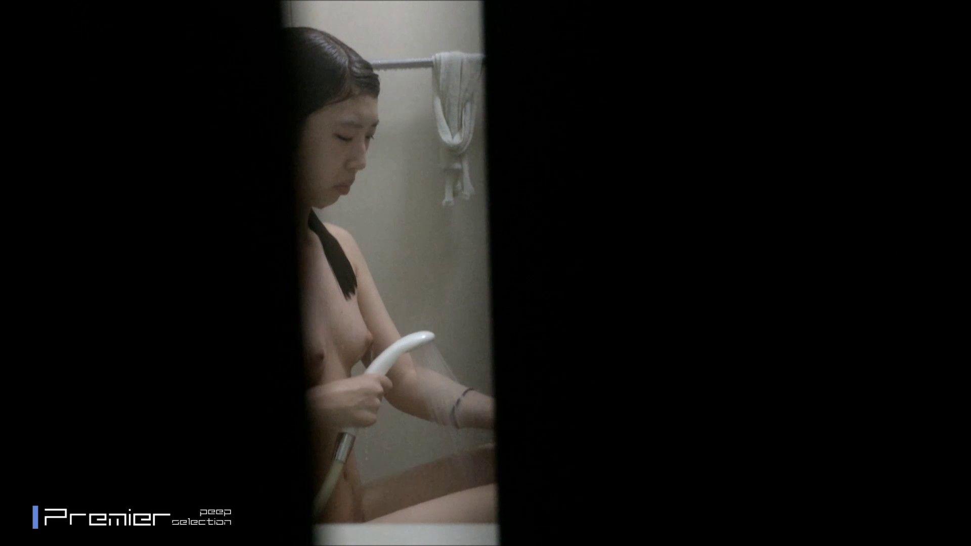 色白美乳の清楚な黒髪 乙女の風呂場 Vol.24 細身女性 ワレメ動画紹介 79画像 18