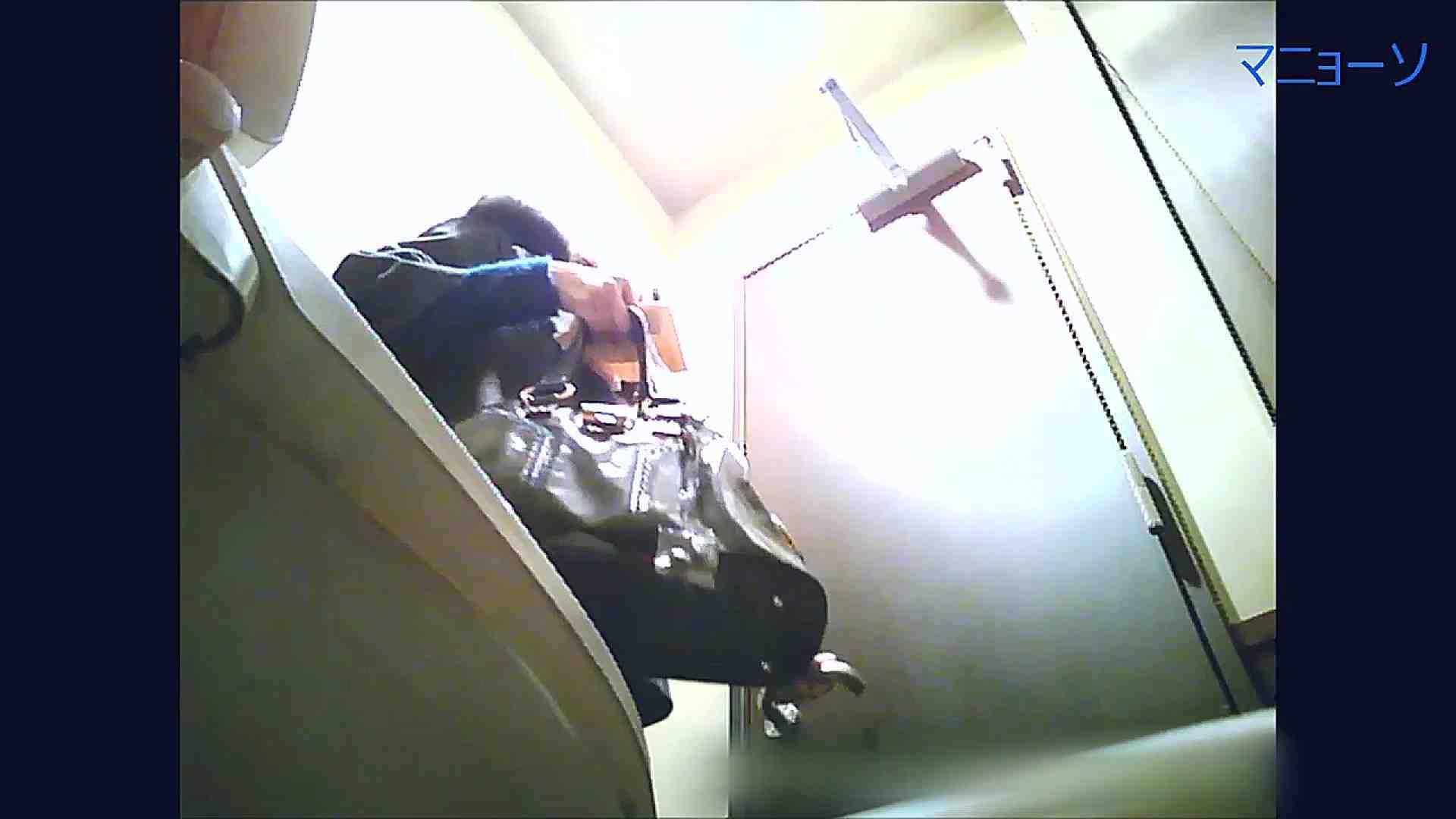 トイレでひと肌脱いでもらいました (OL編)Vol.07 トイレのぞき  67画像 12