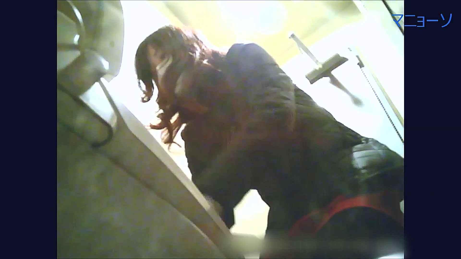 トイレでひと肌脱いでもらいました (OL編)Vol.09 トイレのぞき  102画像 48