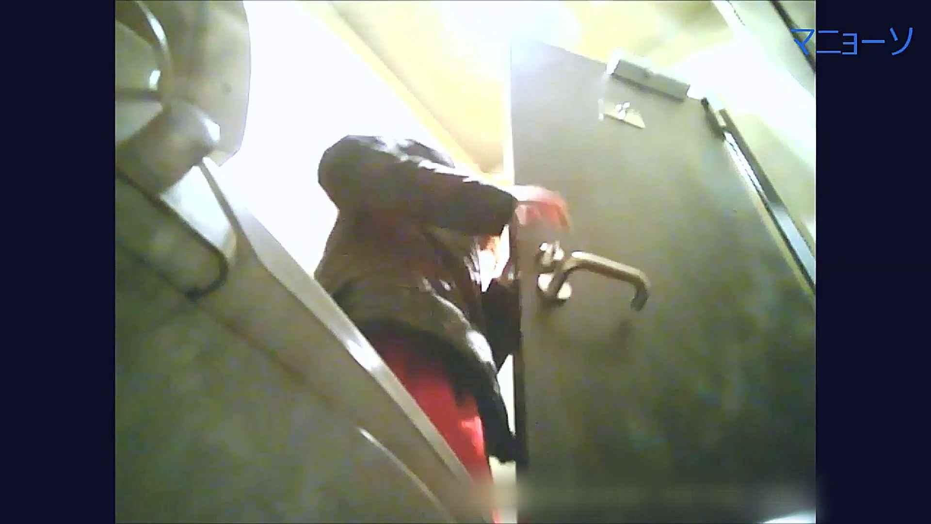 トイレでひと肌脱いでもらいました (OL編)Vol.09 丸見え ワレメ無修正動画無料 102画像 56