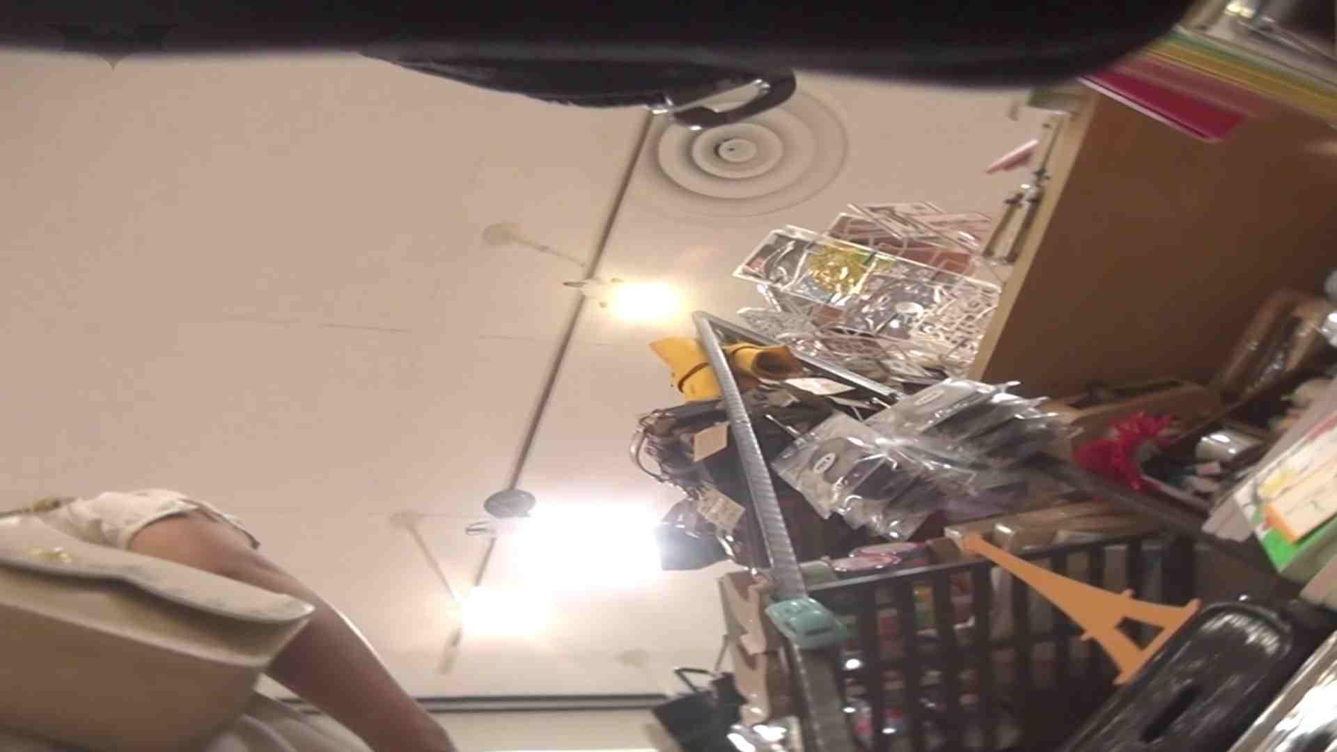 隣からNo17 ガード甘々のヒラヒラ系を粘着撮り 丸見え | 高画質  73画像 21