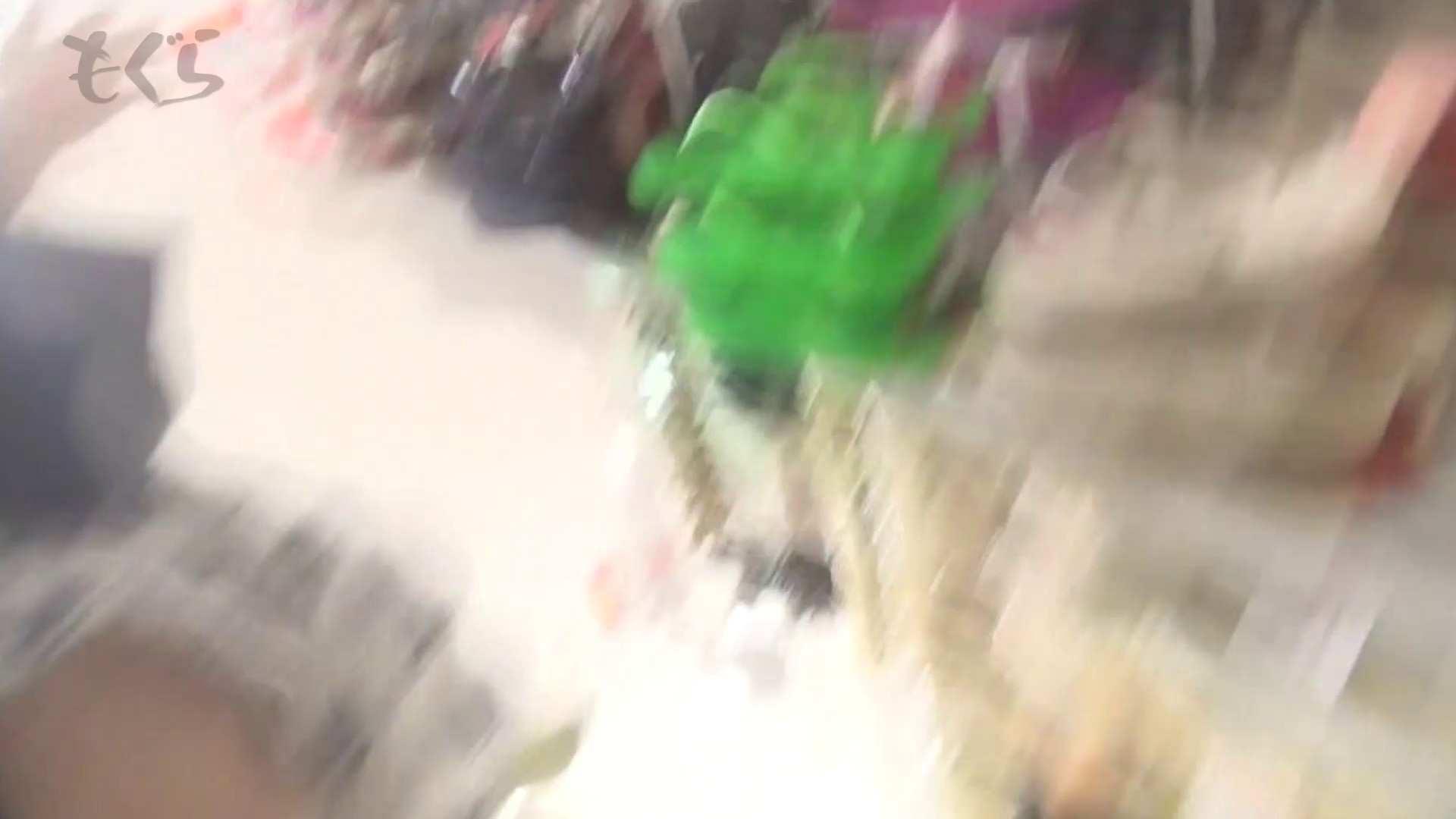 隣からNo33 夏ですっ!!青の涼しげ縦じまワンピ 高画質 オメコ無修正動画無料 67画像 53
