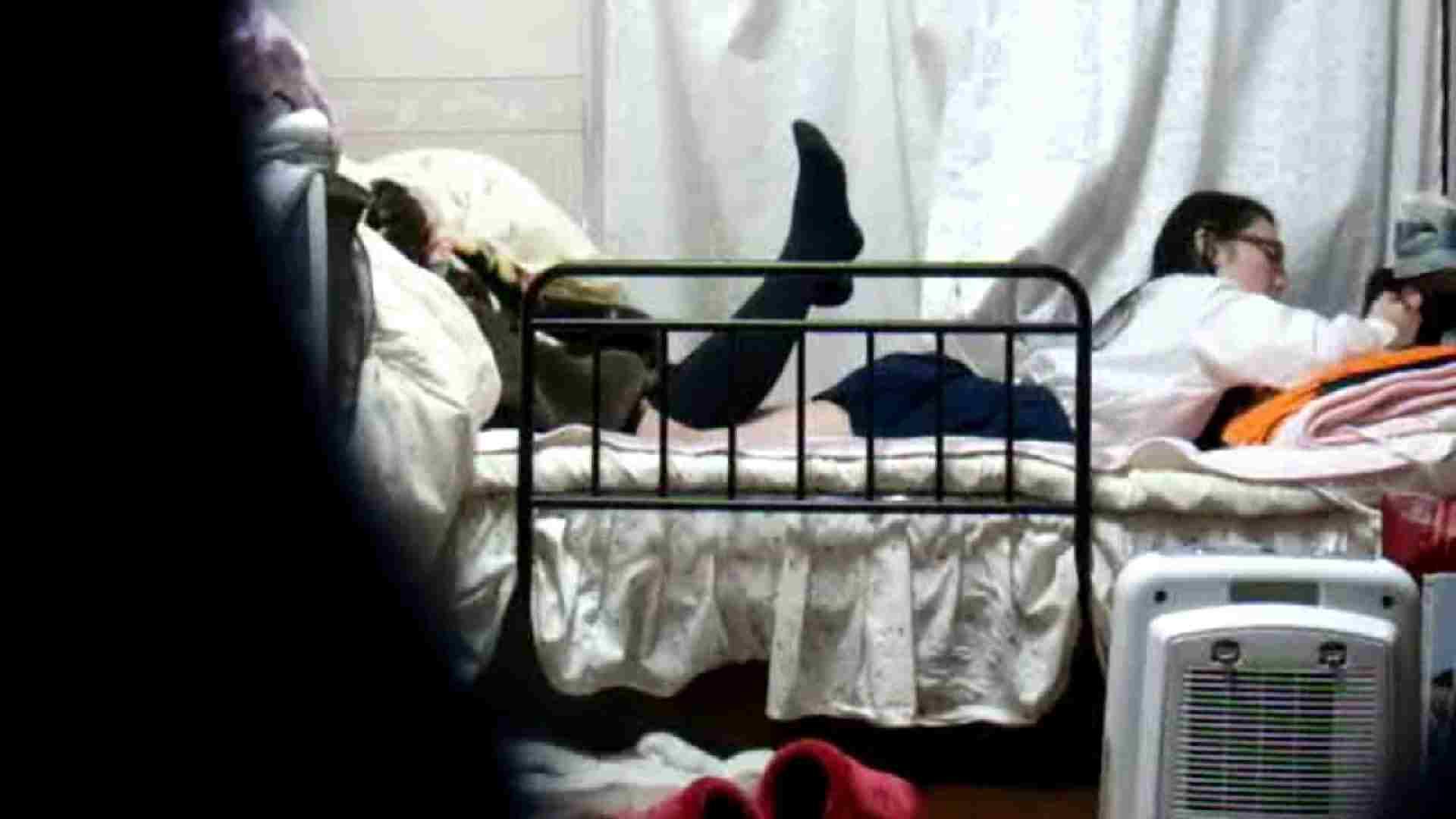 vol.4 まどかの帰宅後の部屋、ベッドで何かが始まります。 ギャル攻め | オナニーシーン  100画像 1