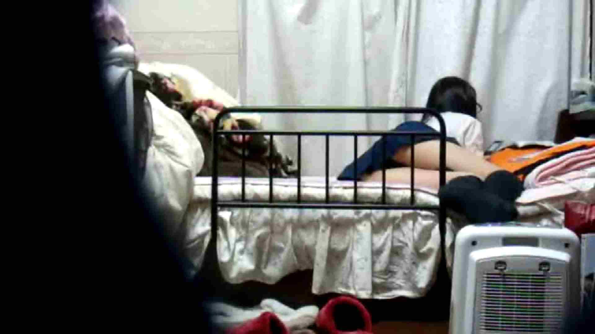vol.4 まどかの帰宅後の部屋、ベッドで何かが始まります。 ○族 ヌード画像 100画像 27