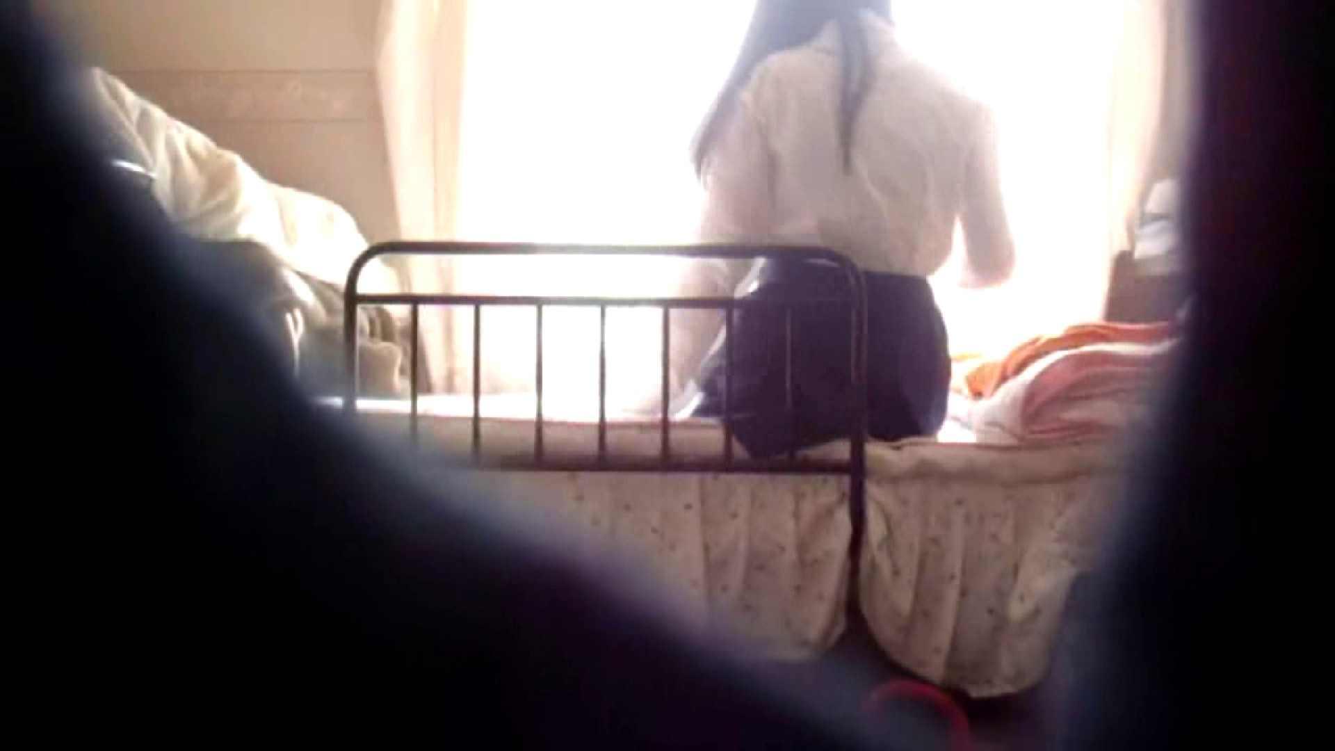 vol.4 まどかの帰宅後の部屋、ベッドで何かが始まります。 民家 SEX無修正画像 100画像 86