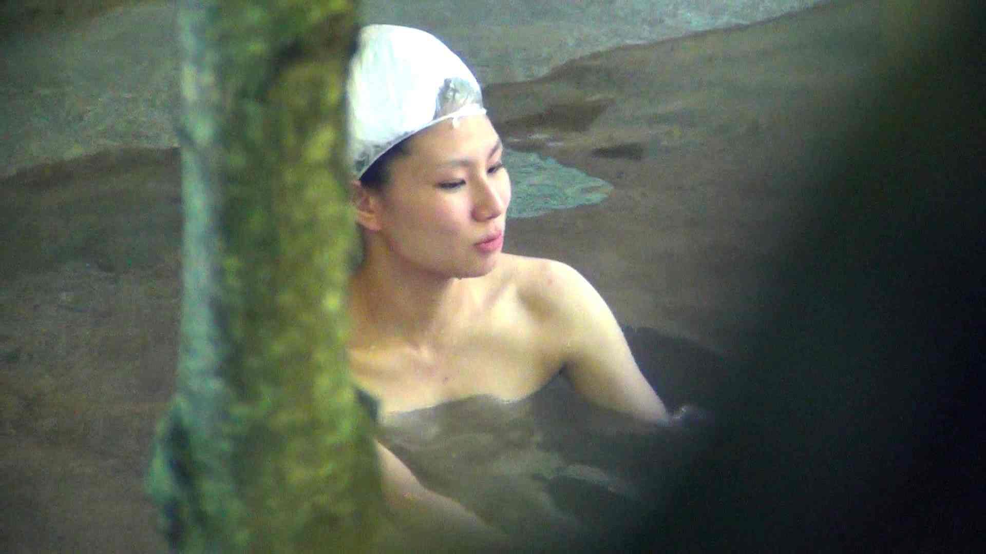 Vol.43 ヘアキャップをしても美しい中性的美女simai 露天丸見え AV無料動画キャプチャ 110画像 41