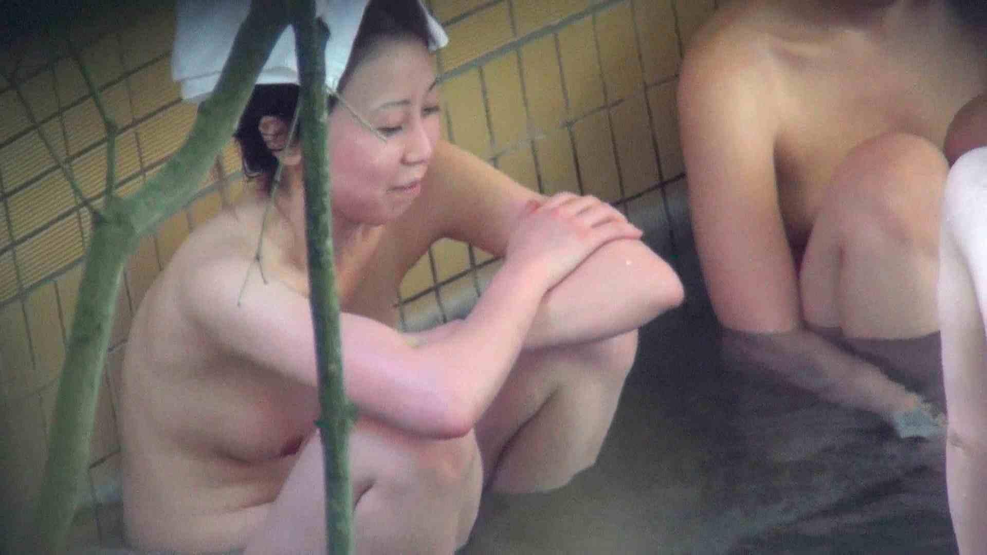 Vol.44 アラサー三人露天風呂女子会開催中 細身女性 ヌード画像 112画像 44