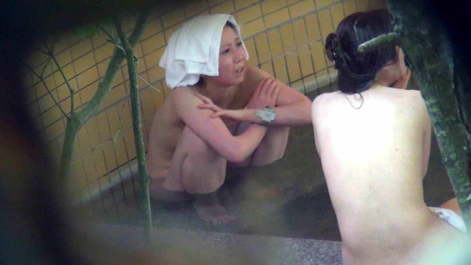 Vol.44 アラサー三人露天風呂女子会開催中 美肌  112画像 72