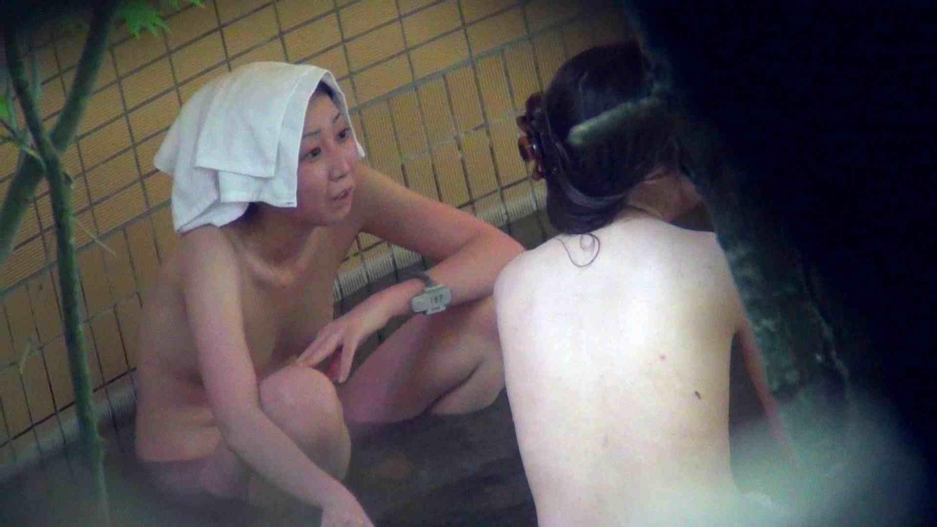 Vol.44 アラサー三人露天風呂女子会開催中 グループ おめこ無修正動画無料 112画像 87
