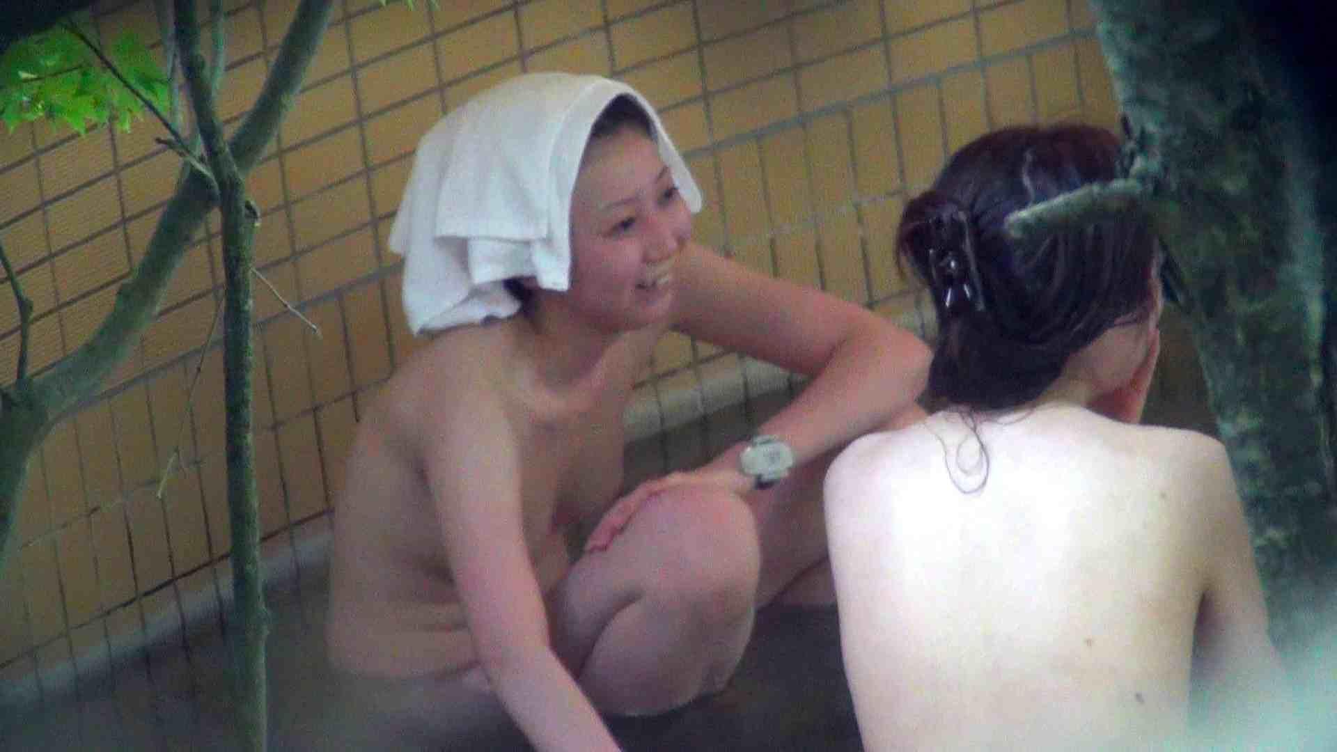 Vol.44 アラサー三人露天風呂女子会開催中 美女 エロ無料画像 112画像 110