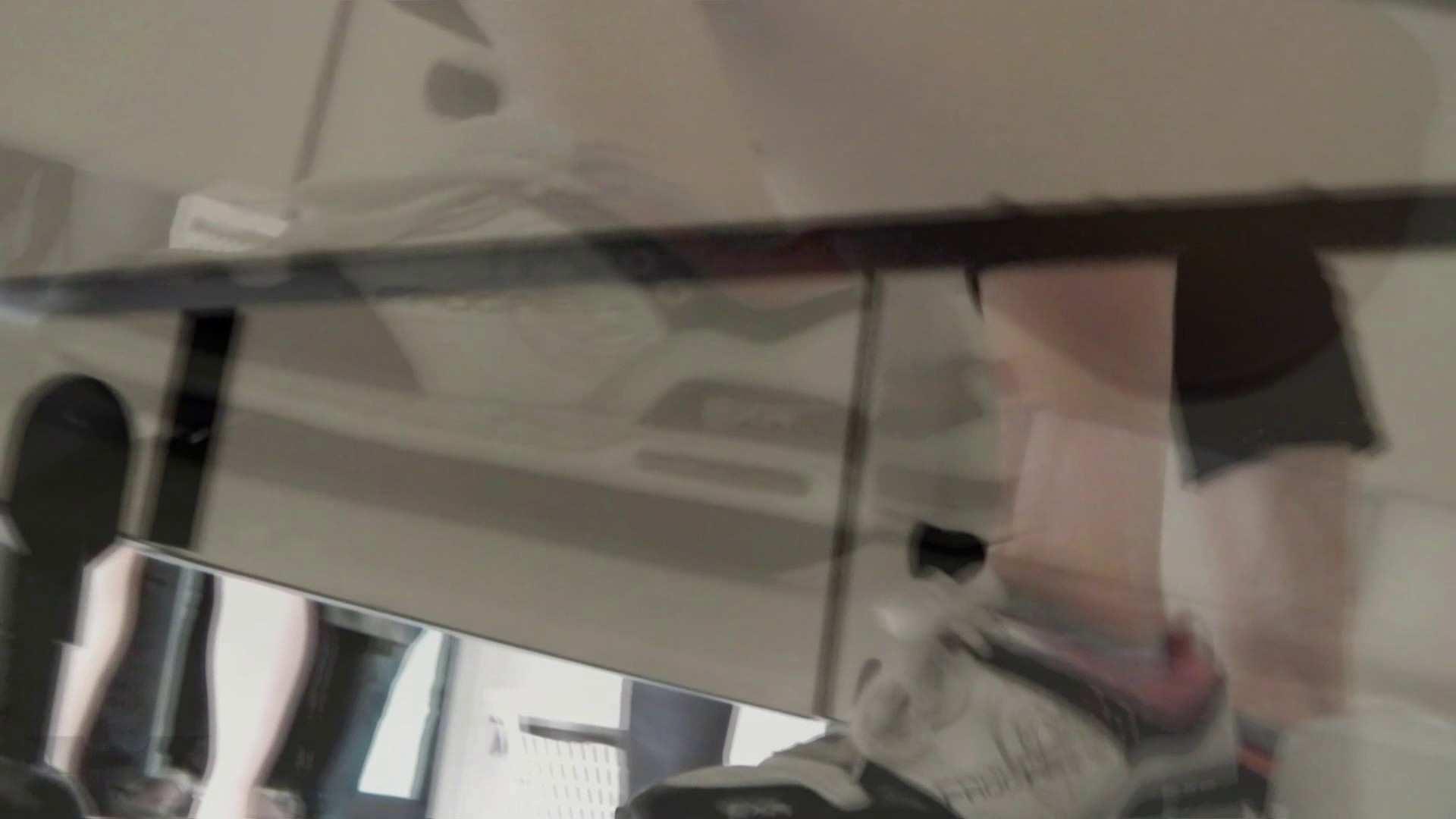 お市さんの「お尻丸出しジャンボリー」 09 発見!可愛い日本人二人組 洗面所 | ギャル攻め  108画像 79