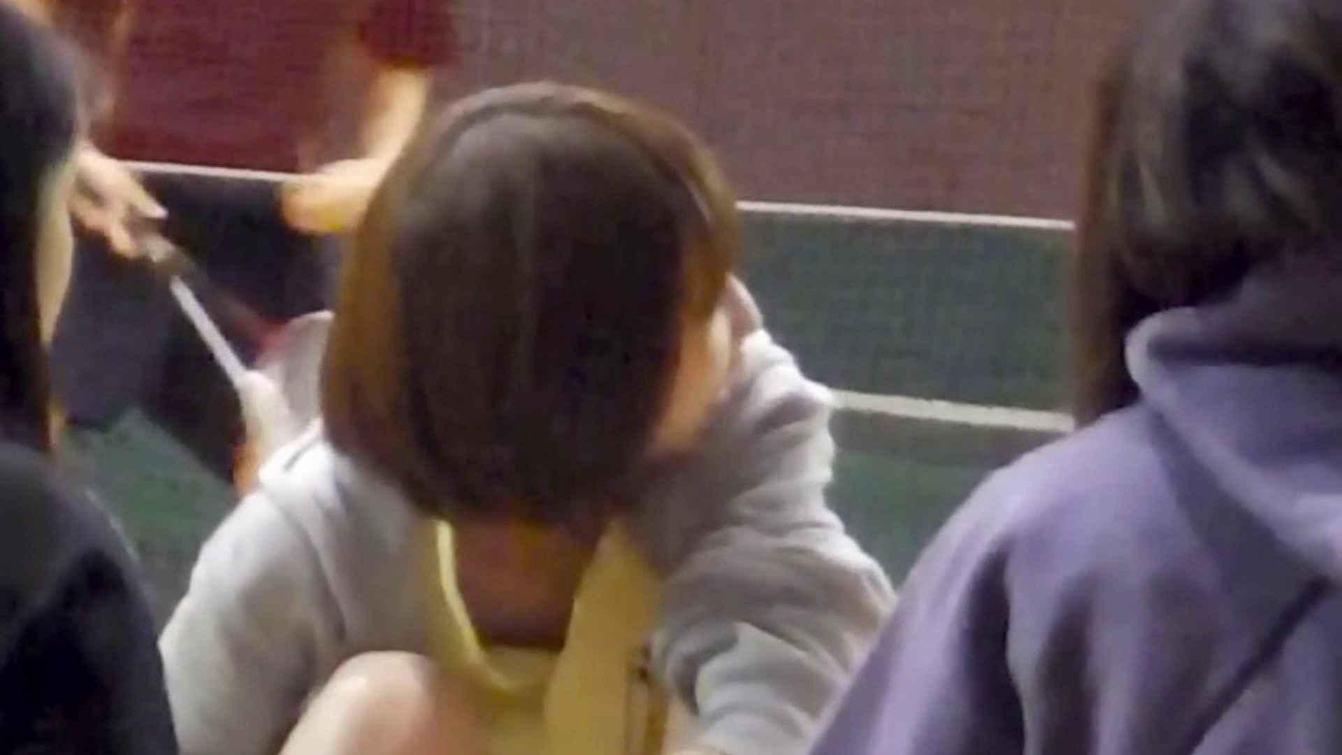 マンコ丸見え!第三体育館潜入撮File003【2015・09位】 洗面所   潜入  75画像 41