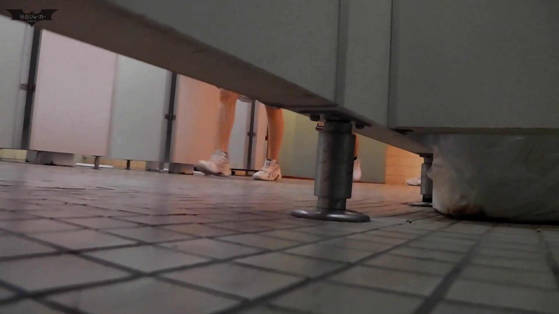 マンコ丸見え!第三体育館潜入撮File006 進化!!【2015・02位】 洗面所 性交動画流出 97画像 5