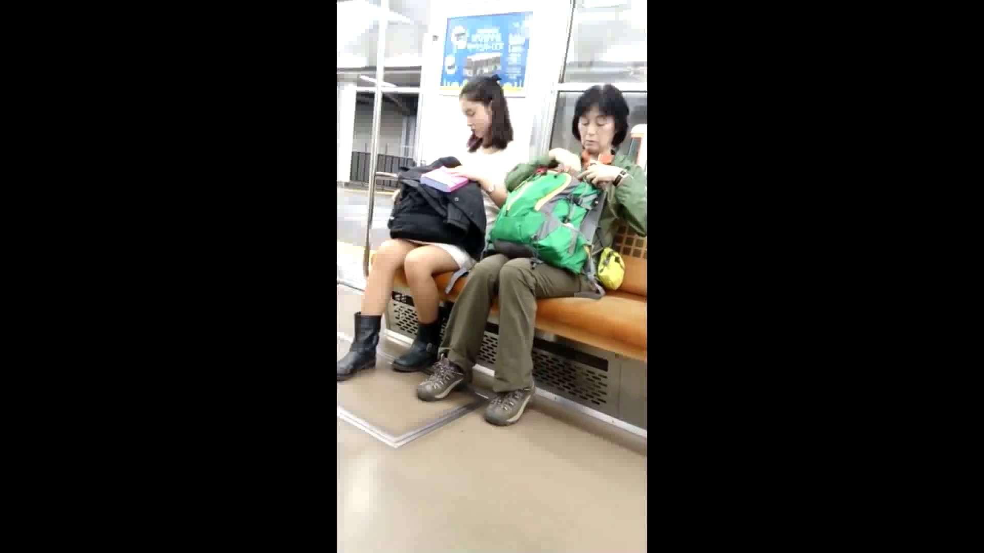 盗撮列車 vol.02 NINJAさんの粘着撮り 盗撮で悶絶 AV動画キャプチャ 73画像 70