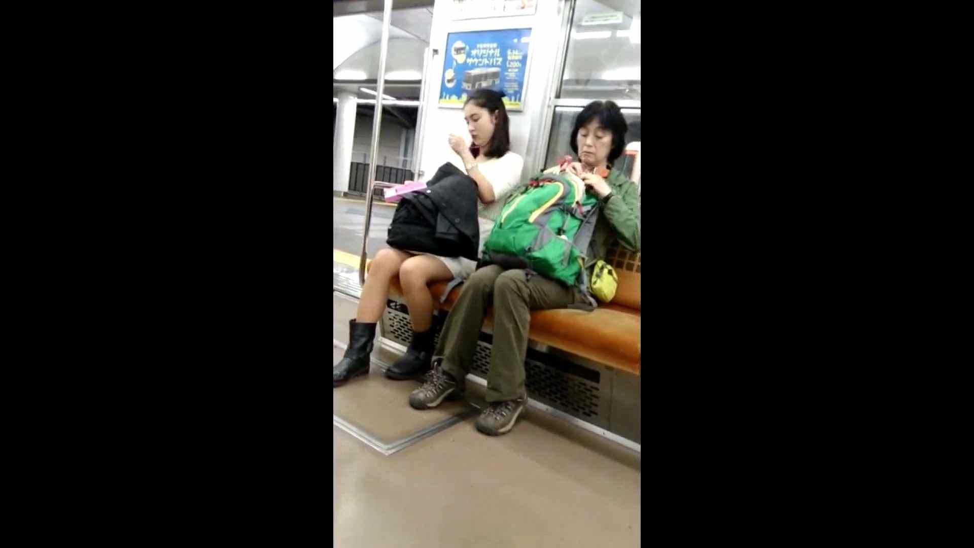 盗撮列車 vol.02 NINJAさんの粘着撮り パンチラ  73画像 72