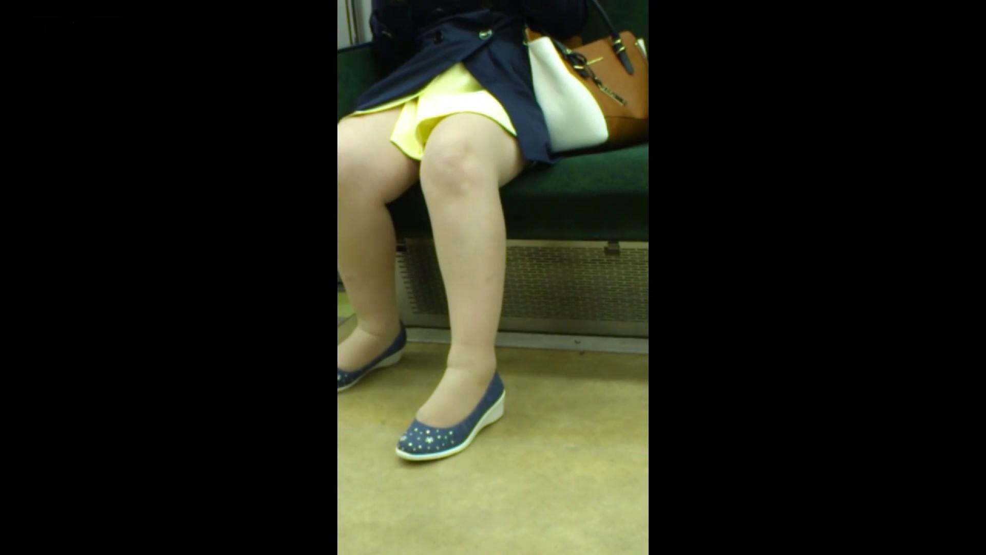 盗撮列車 Vol.54 春色の黄色のスカート パンチラ | 盛合せ  83画像 78