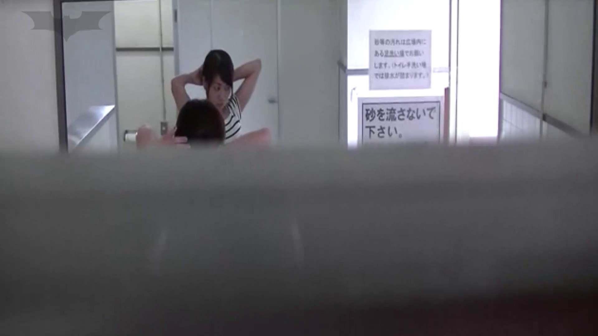 夏の思い出浜辺トイレ盗撮Vol.22 和式で・・・ おまんこ無修正動画無料 100画像 95