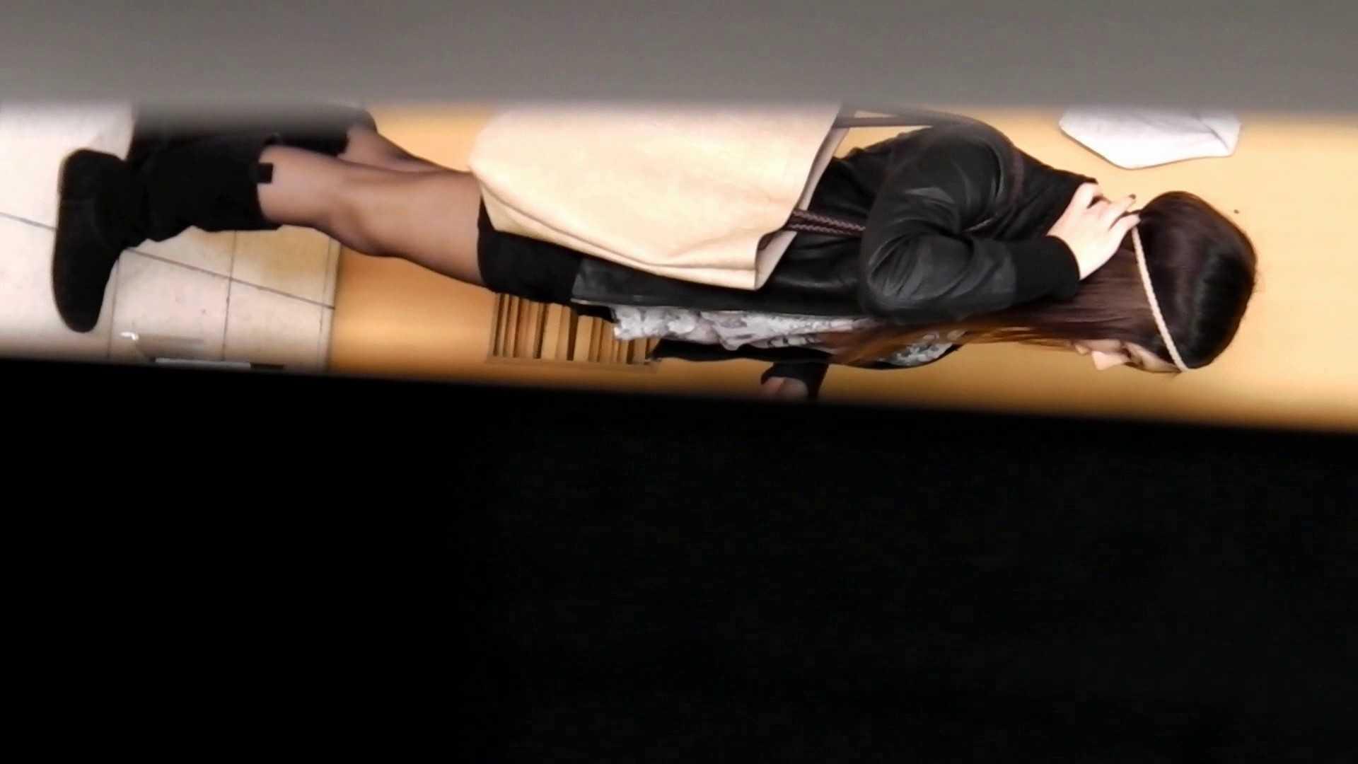 お銀さんの「洗面所突入レポート!!」 vol.54 エロすぎる捻り? 洗面所 おめこ無修正画像 84画像 20