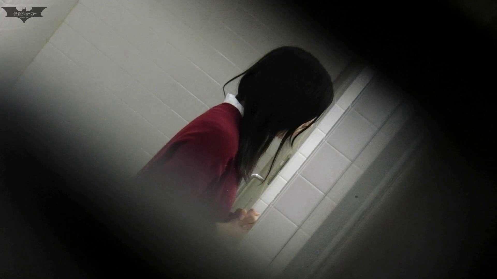 お銀さん vol.59 ピンチ!!「鏡の前で祈る女性」にばれる危機 洗面所 セックス画像 56画像 5