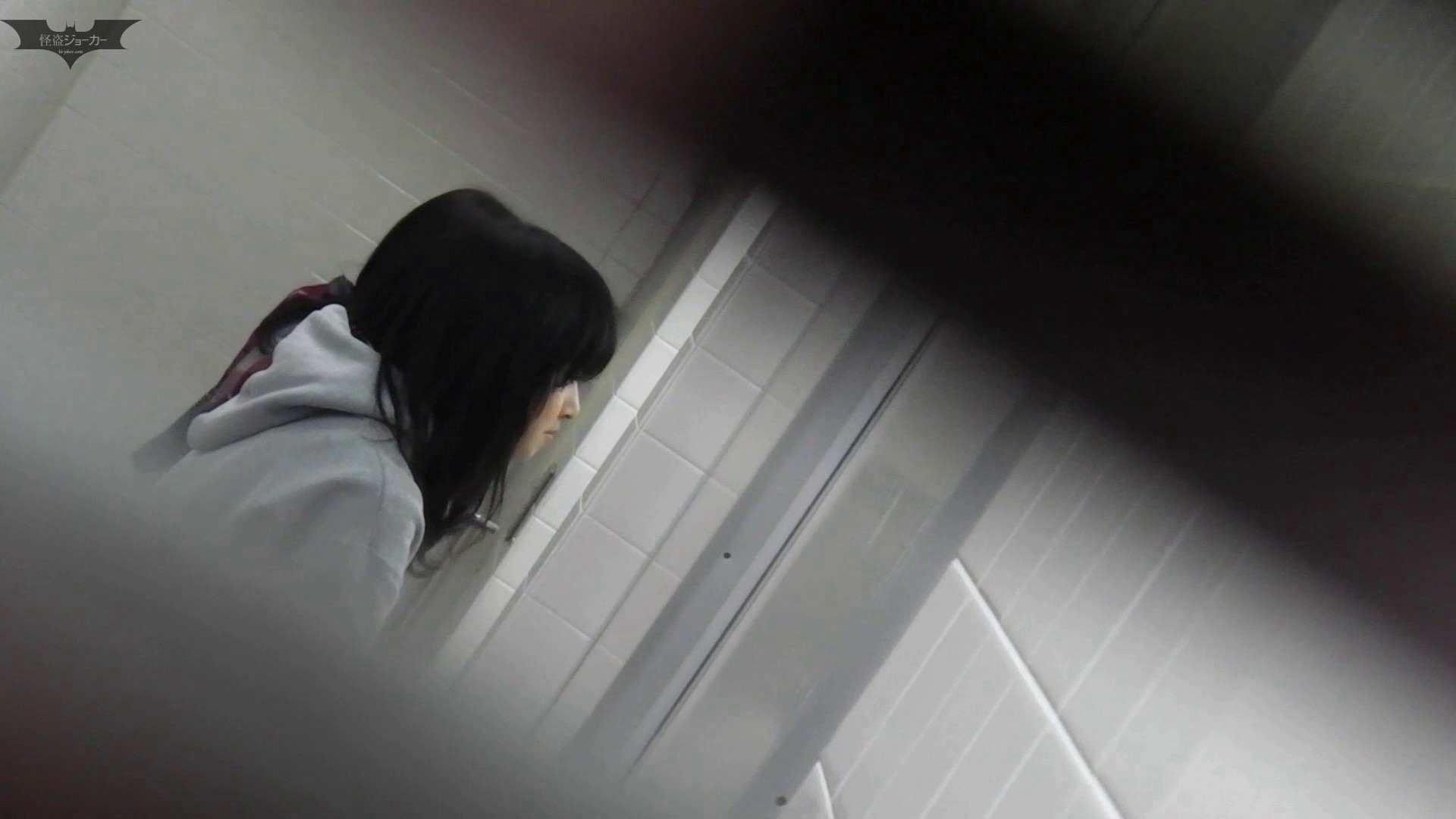 お銀さん vol.59 ピンチ!!「鏡の前で祈る女性」にばれる危機 洗面所 セックス画像 56画像 40