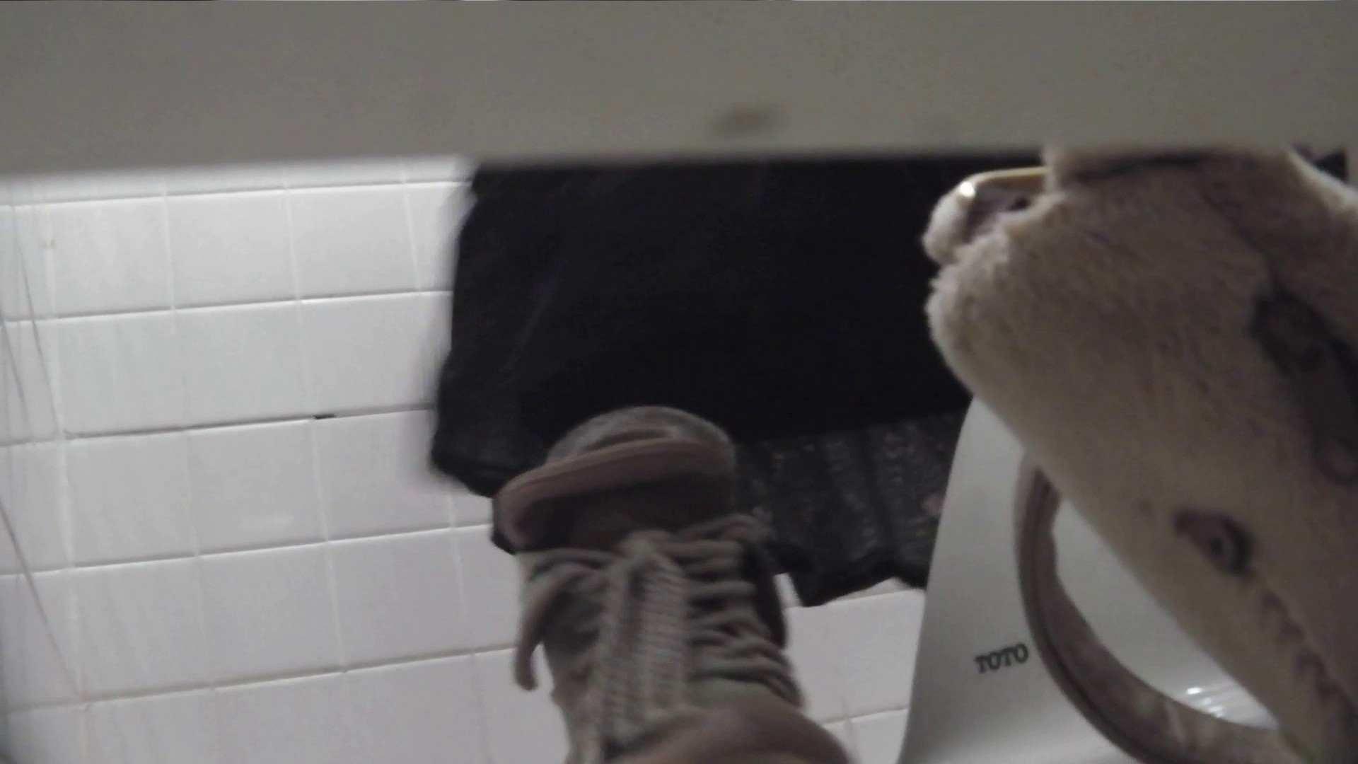 お銀さんの「洗面所突入レポート!!」Nol.8 洗面所 セックス無修正動画無料 106画像 17