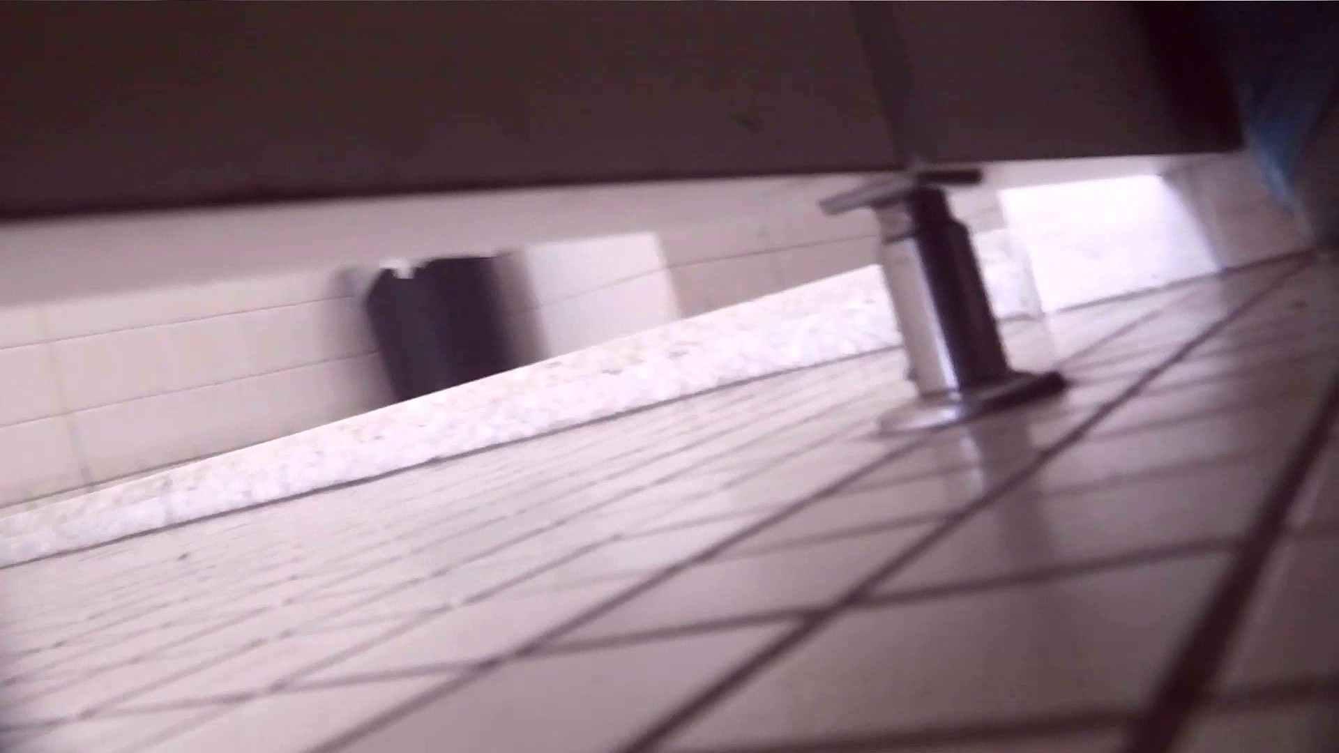 お銀さんの「洗面所突入レポート!!」Nol.17 お姉さん攻略 ワレメ無修正動画無料 102画像 10