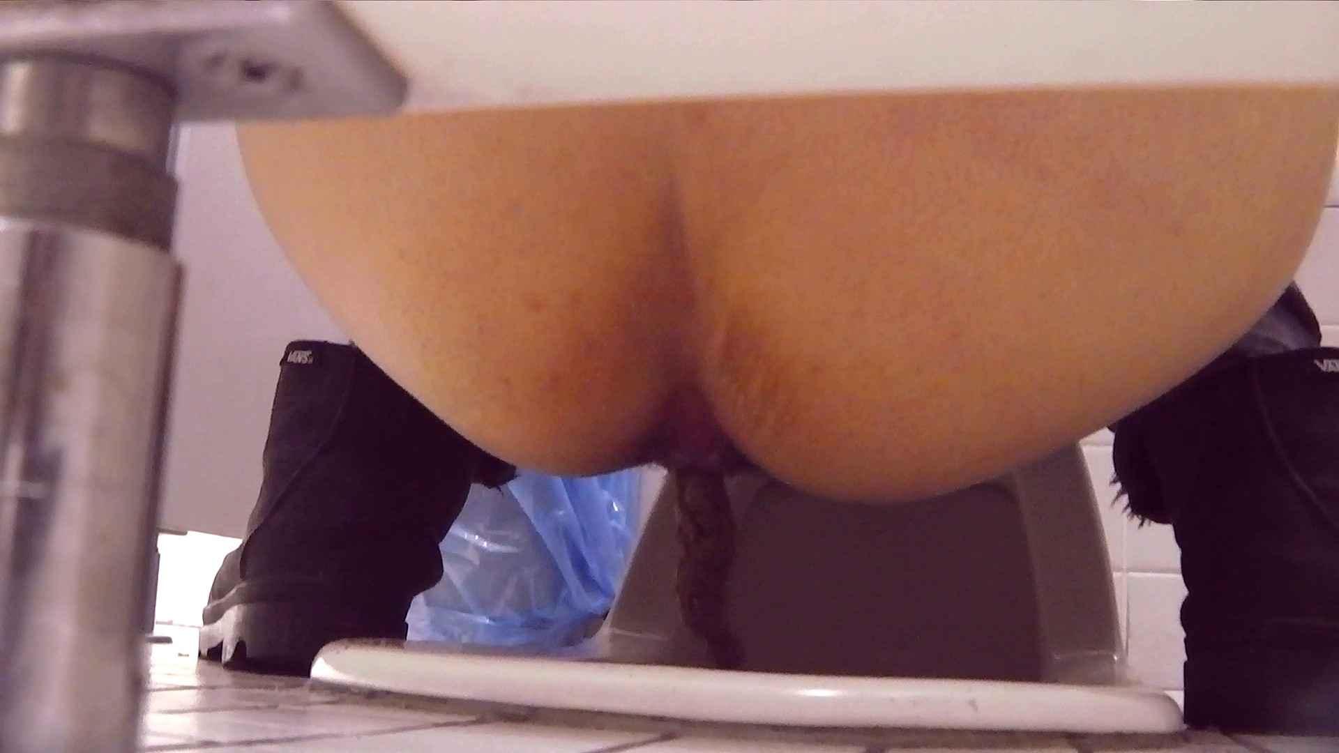 お銀さんの「洗面所突入レポート!!」Nol.17 丸見え おめこ無修正画像 102画像 15
