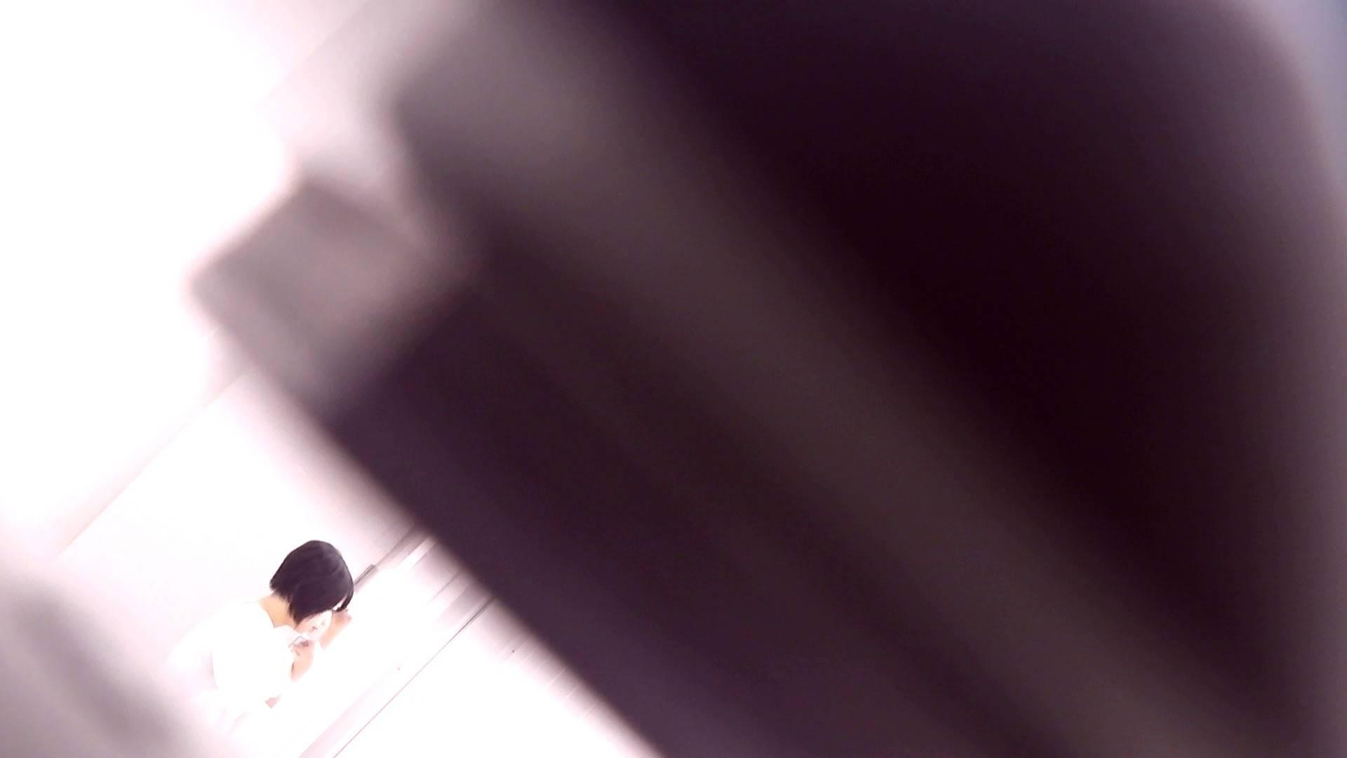 お銀さんの「洗面所突入レポート!!」Nol.17 丸見え おめこ無修正画像 102画像 63