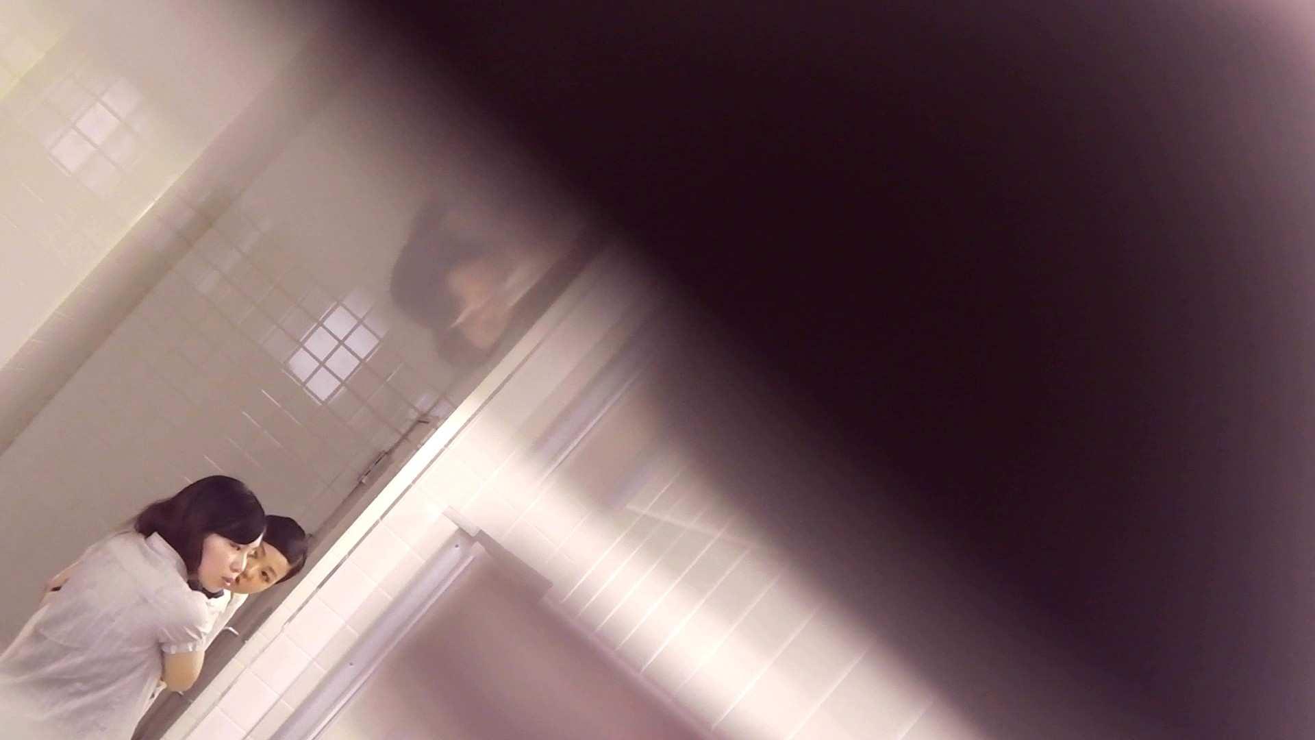 お銀さんの「洗面所突入レポート!!」Nol.17 ギャル攻め 性交動画流出 102画像 80