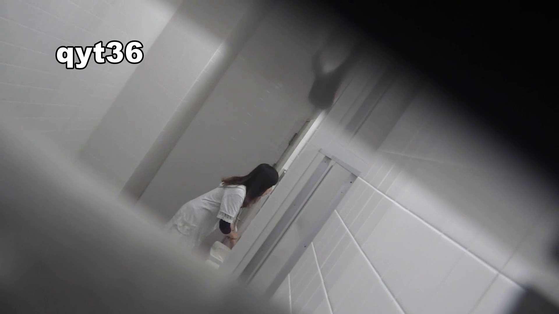 お銀さんの「洗面所突入レポート!!」 vol.36 腰のひねりには定評があります 洗面所  53画像 12