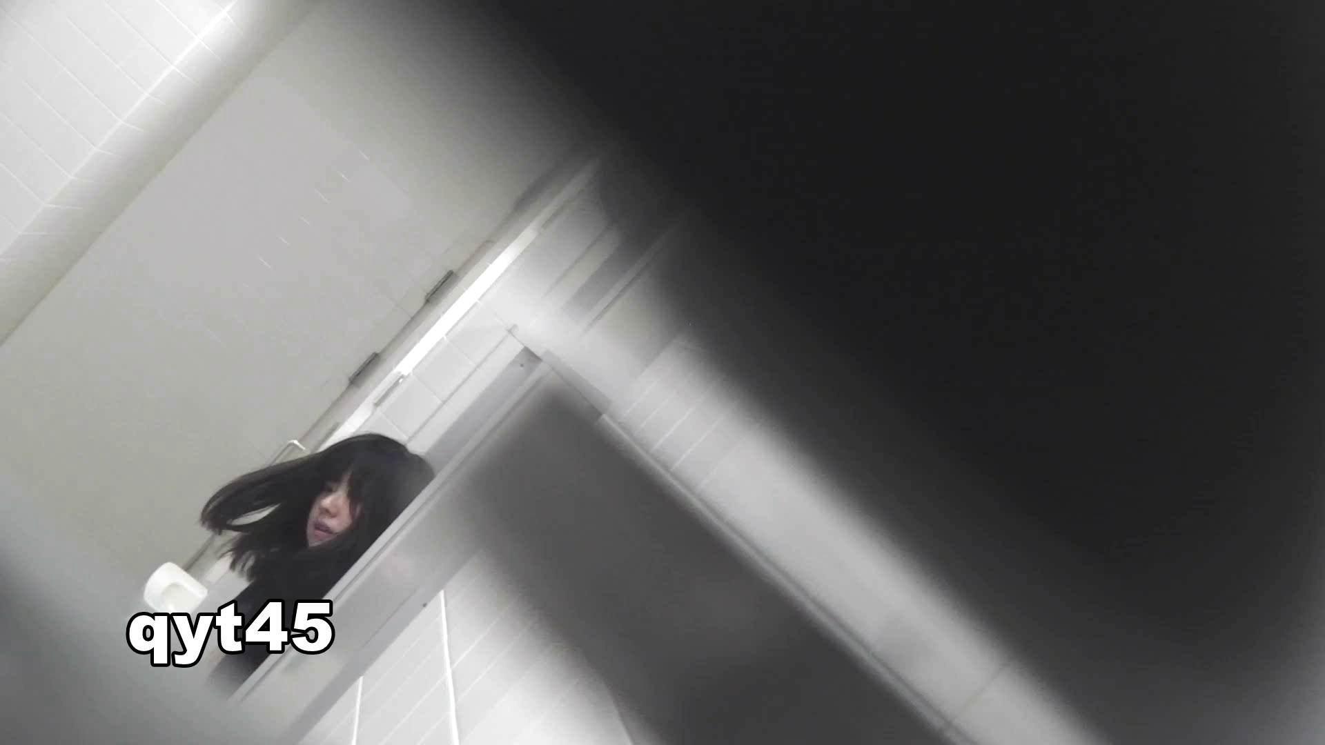 お銀さんの「洗面所突入レポート!!」 vol.45 枝分かれ清楚さん 丸見え  62画像 48
