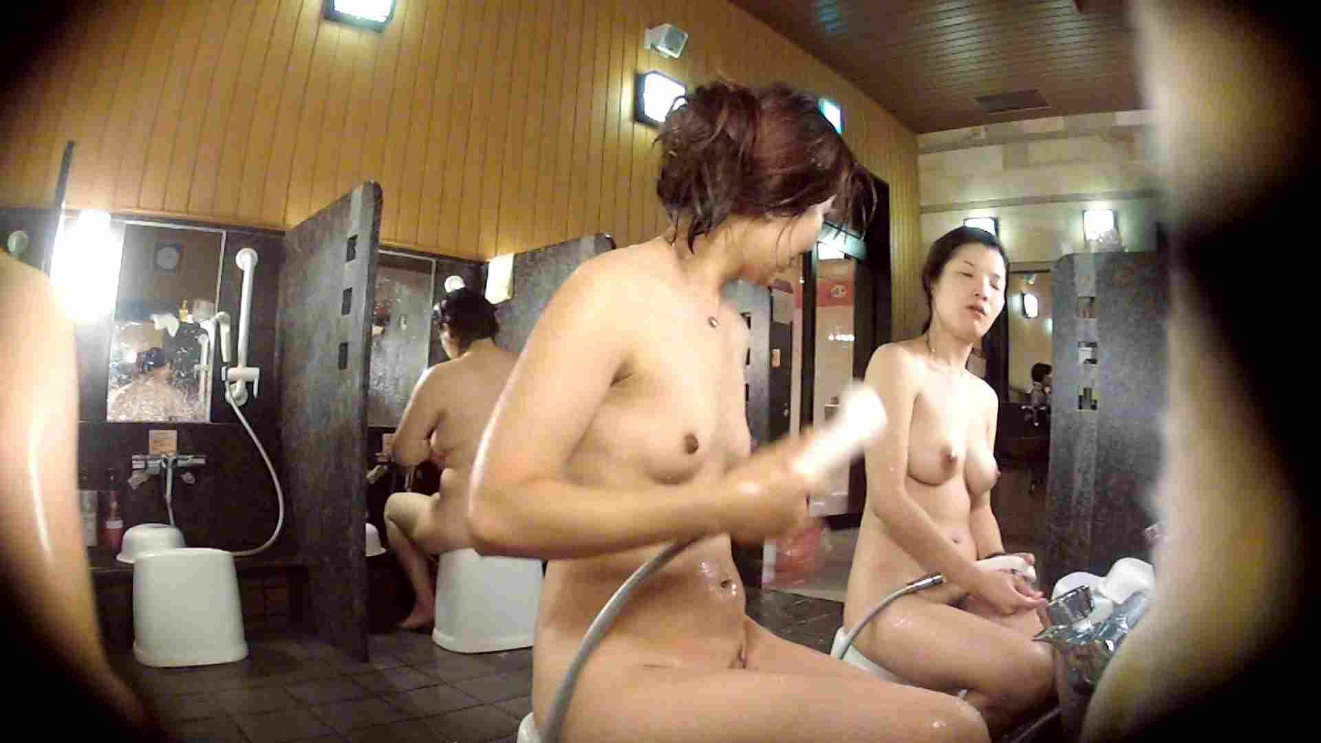 ハイビジョン 洗い場!個人的になんともエロスを感じます。 女湯  82画像 12