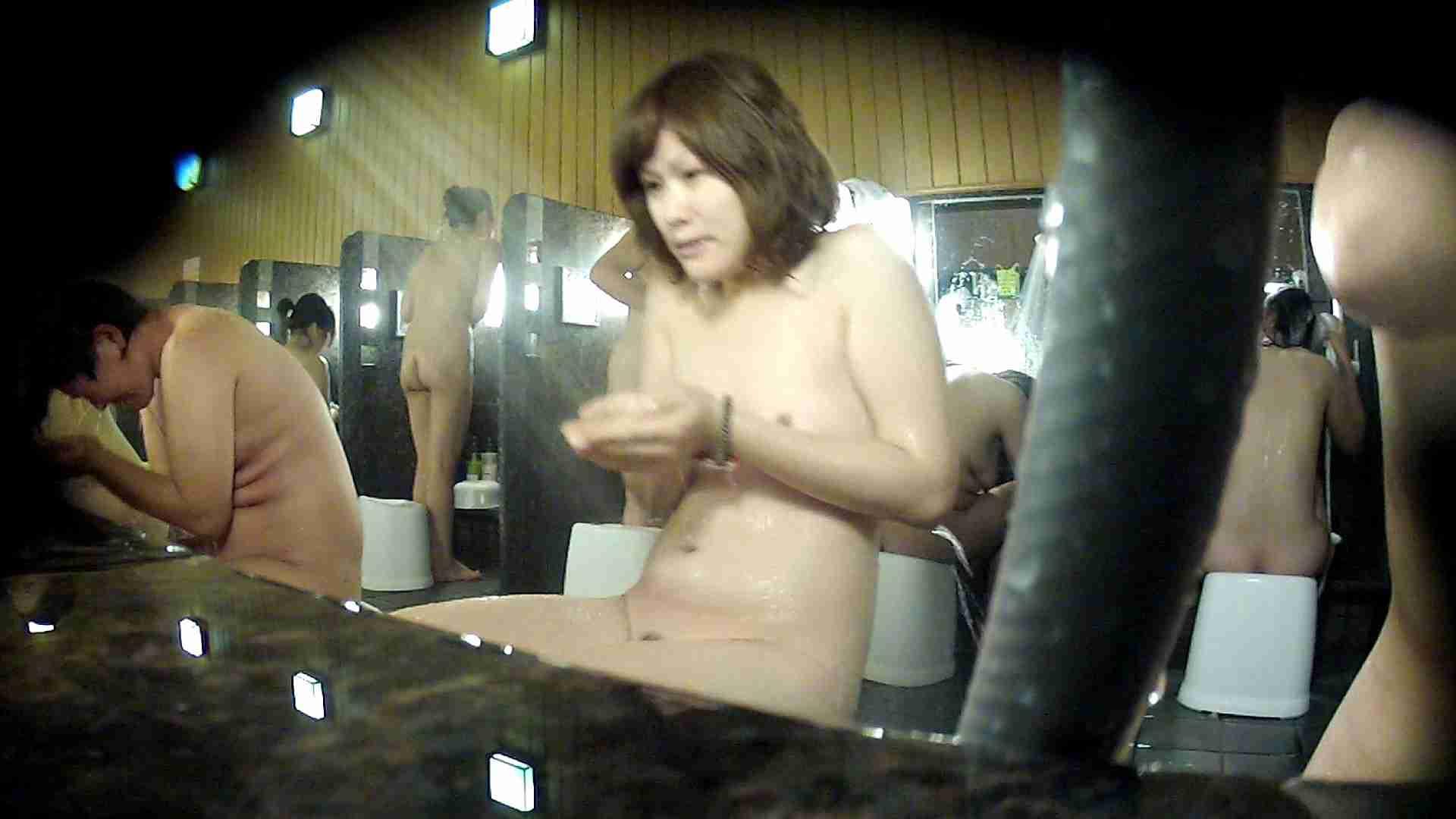洗い場!顔は大!胸は小!肌は綺麗です。 桃色乳首 オメコ動画キャプチャ 100画像 31