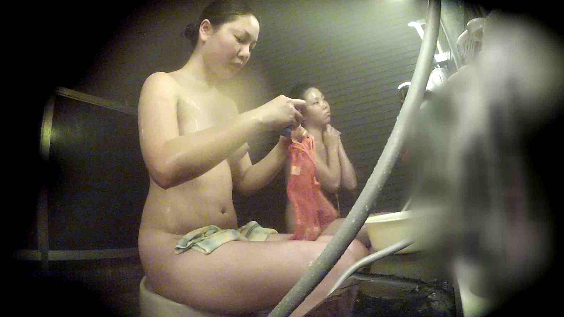 洗い場!なんとも特徴のない女性だけに申し訳ない むっちり ワレメ動画紹介 88画像 35