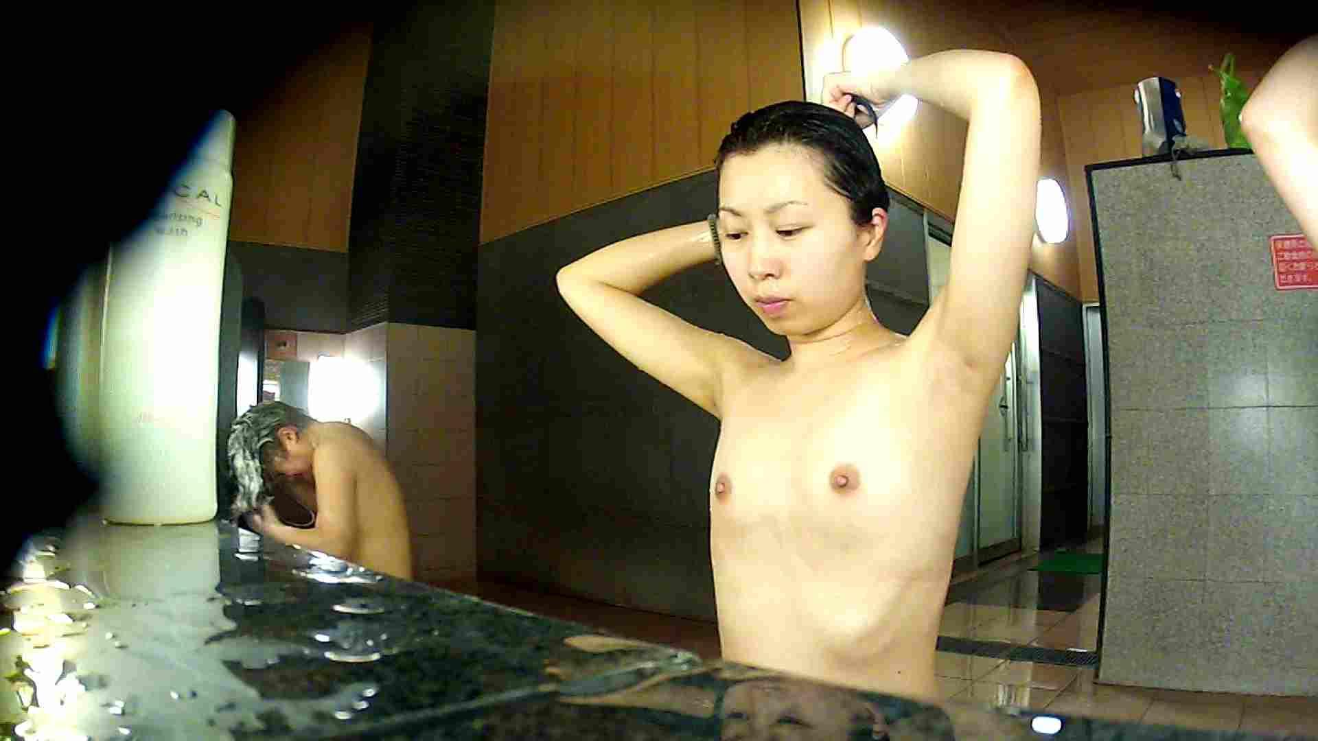洗い場!前半のモヤを吹き飛ばす美貧乳お嬢さん 細身女性 スケベ動画紹介 104画像 11