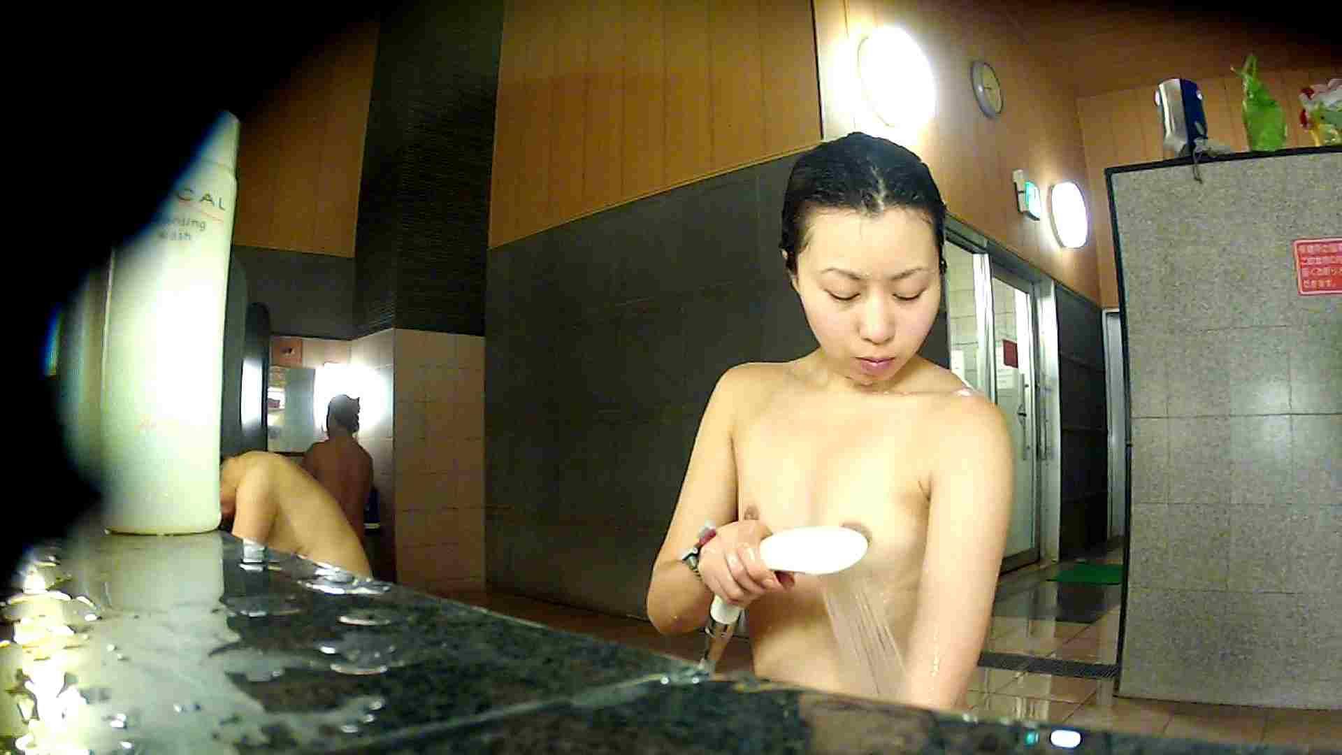 洗い場!前半のモヤを吹き飛ばす美貧乳お嬢さん 細身女性 スケベ動画紹介 104画像 18