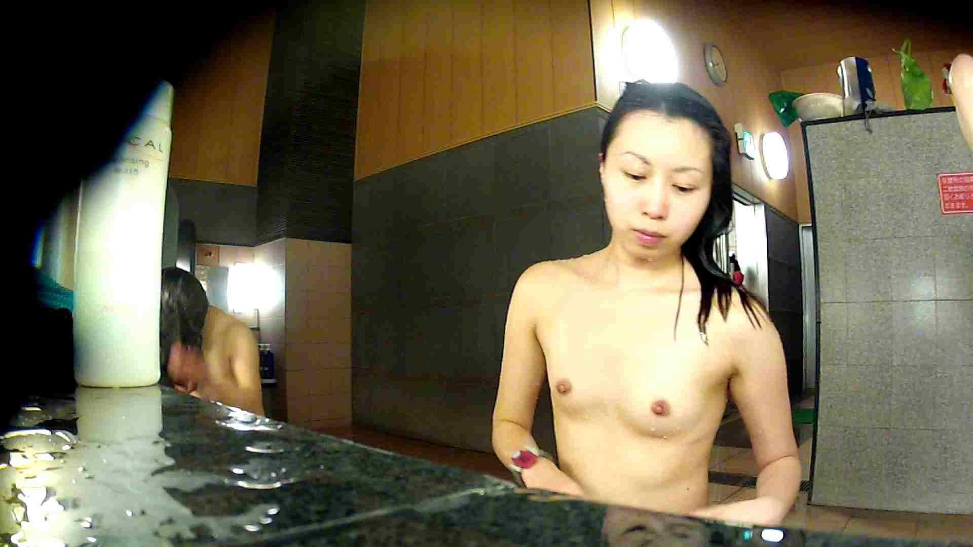 洗い場!前半のモヤを吹き飛ばす美貧乳お嬢さん 細身女性 スケベ動画紹介 104画像 95