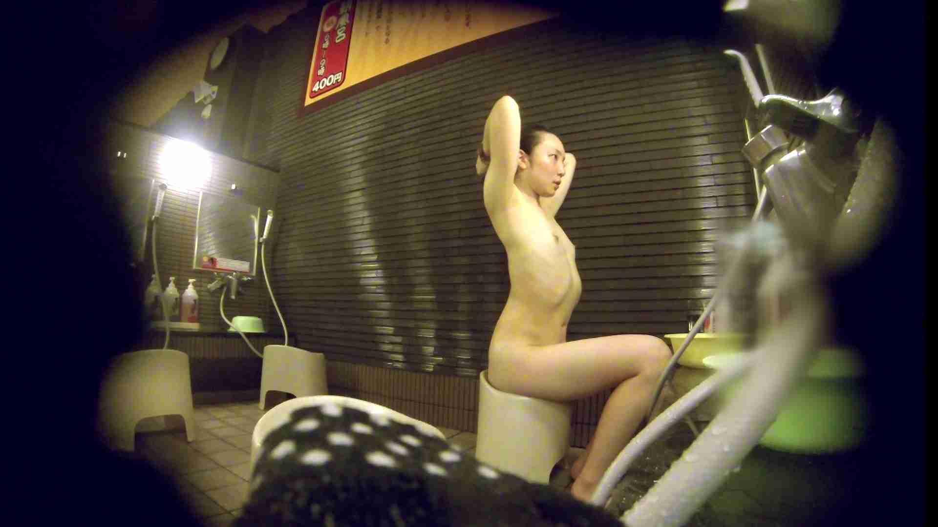 洗い場!清楚っぷりと貧乳っぷりが良いです。 細身女性 エロ画像 89画像 31