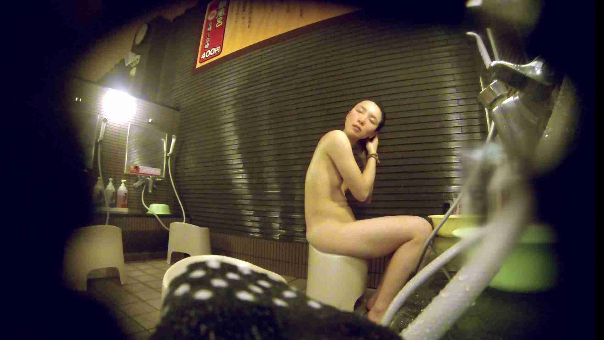 洗い場!清楚っぷりと貧乳っぷりが良いです。 貧乳   お姉さん攻略  89画像 36