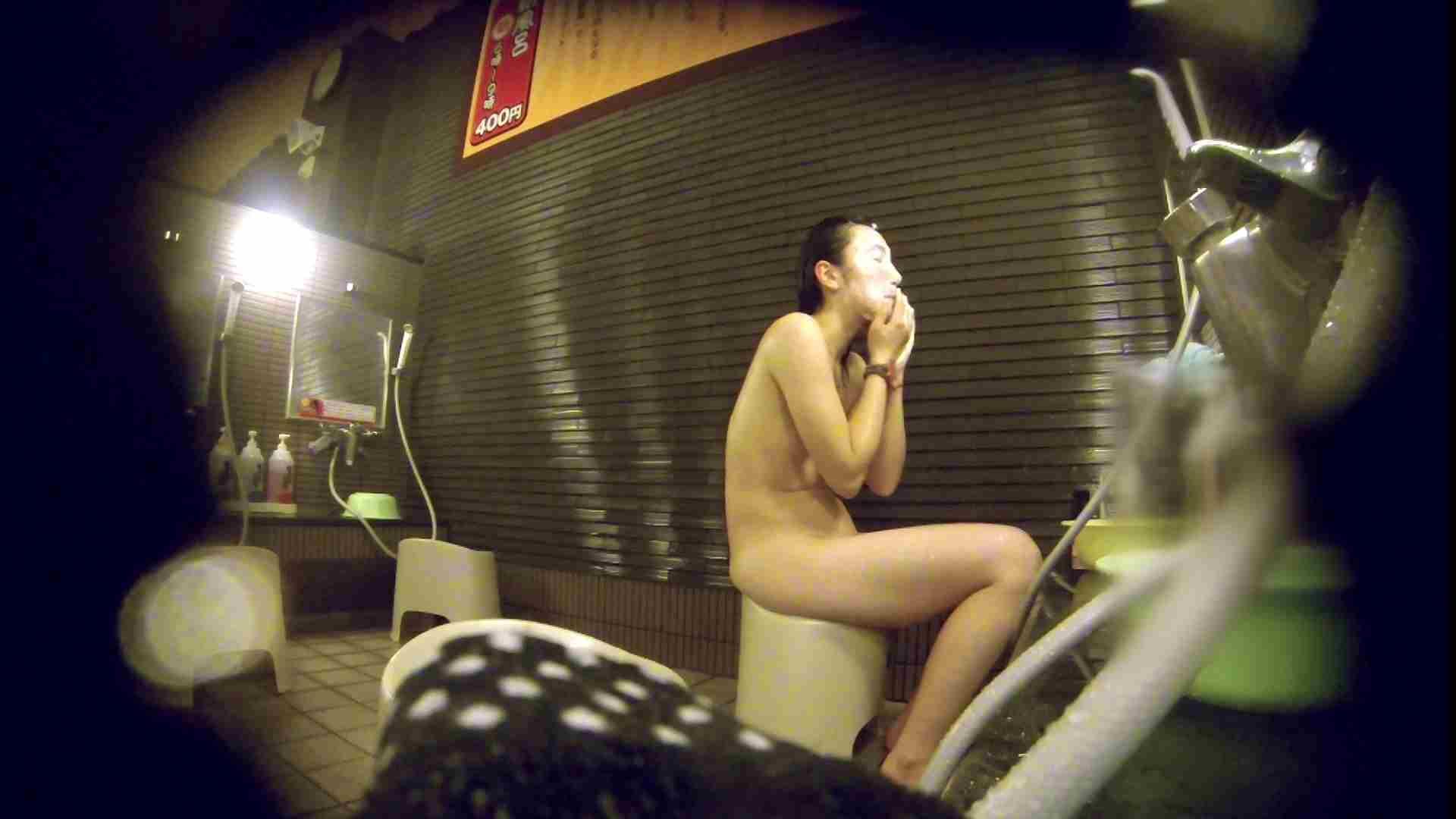 洗い場!清楚っぷりと貧乳っぷりが良いです。 銭湯着替え 濡れ場動画紹介 89画像 55