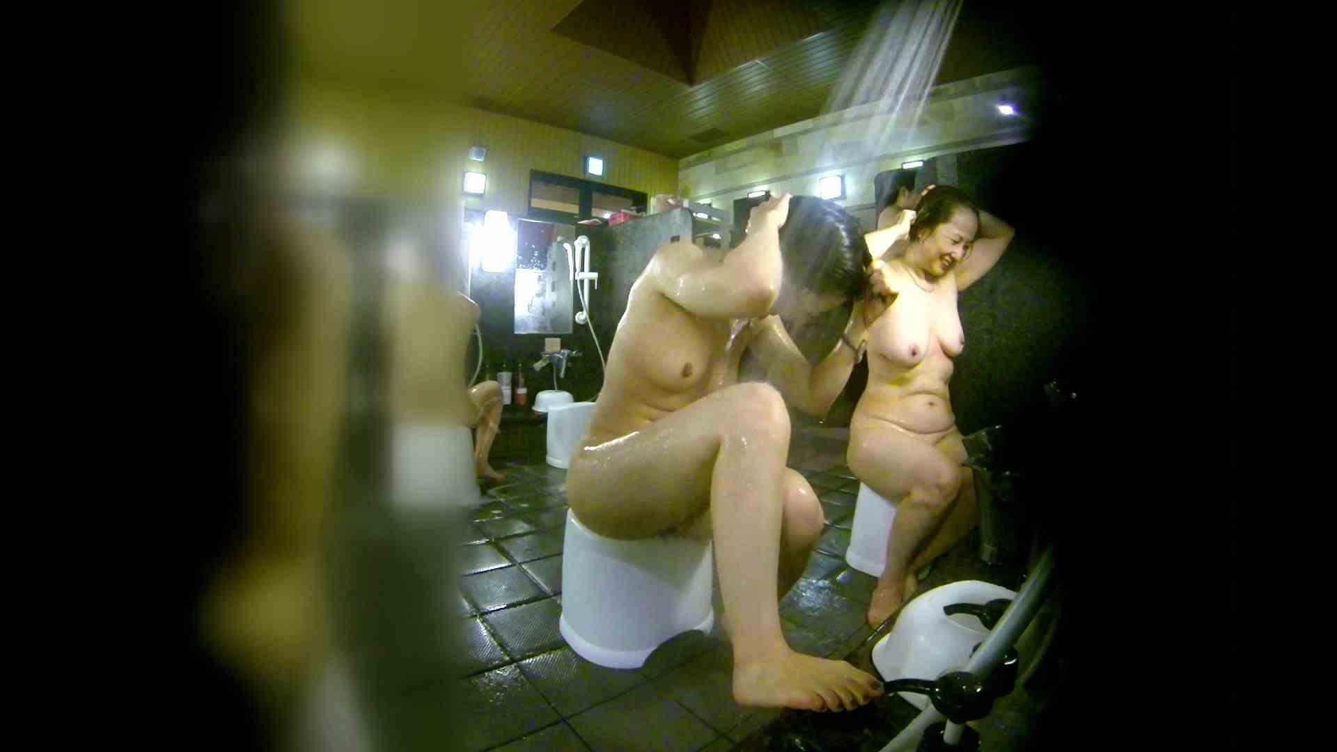 洗い場!右足の位置がいいですね。陰毛もっさり! 美乳 オマンコ無修正動画無料 111画像 46